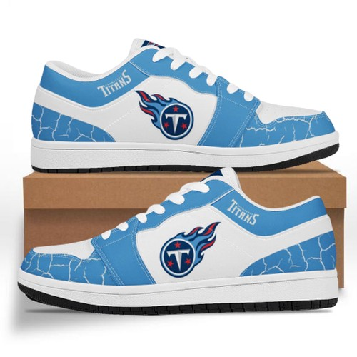 Tennessee Titans Casual Shoes Low Top Sneakers