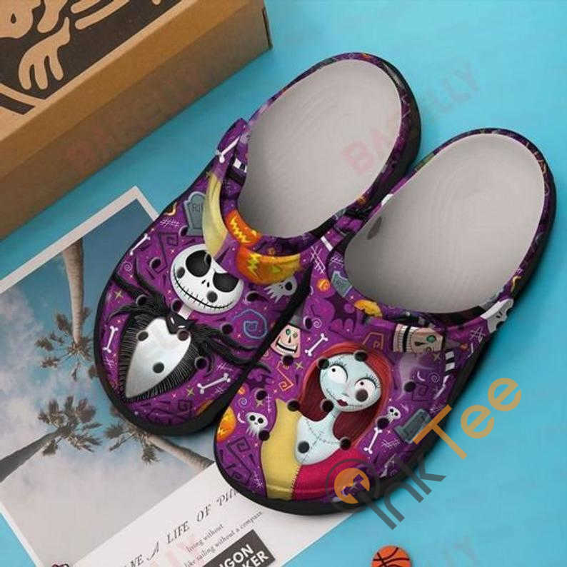 The Nightmare Before Christmas Crocs Clog Shoes