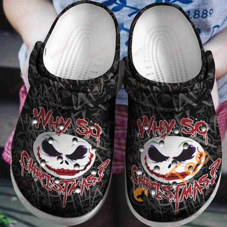 The Nightmare Before Christmas No 290 Crocs Clog Shoes