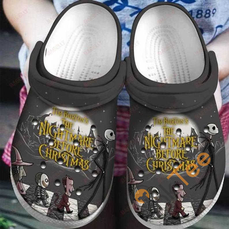 The Nightmare Before Christmas No 291 Crocs Clog Shoes
