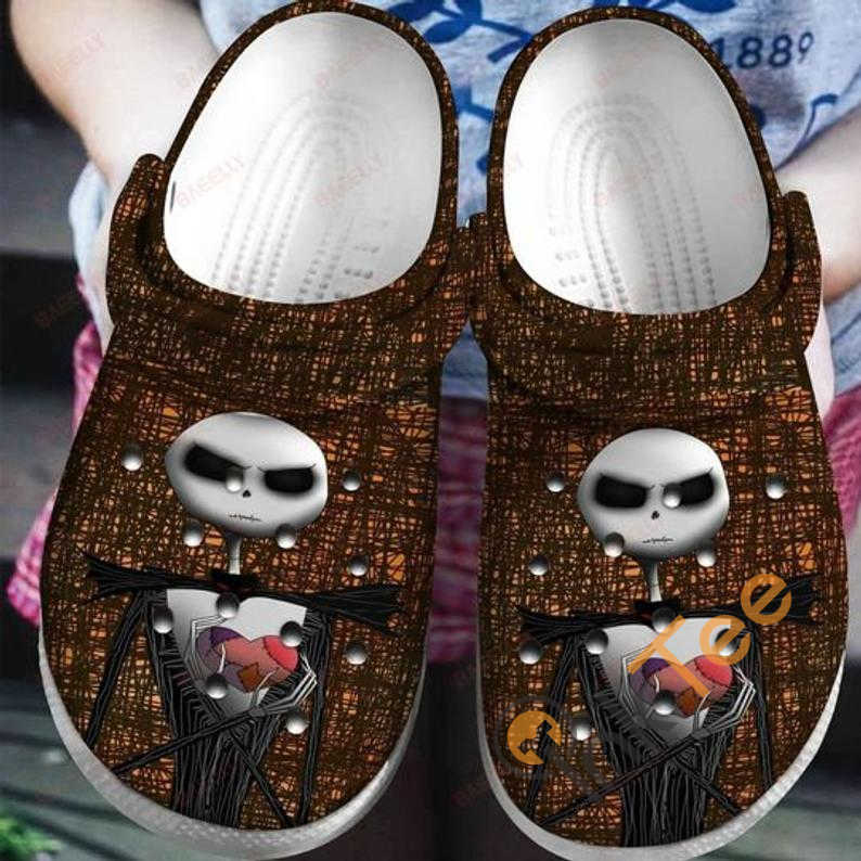 The Nightmare Before Christmas No 293 Crocs Clog Shoes