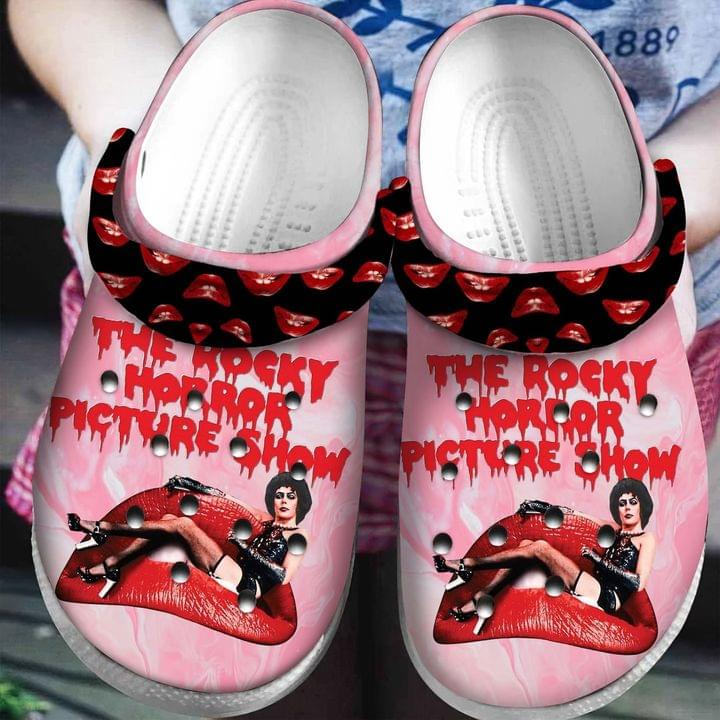 The Rocky Horror Picture Show No31 Crocs Clog Shoes
