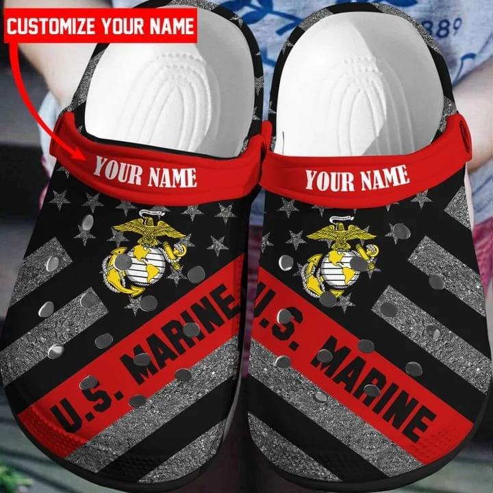 Us Marine No28 Crocs Clog Shoes