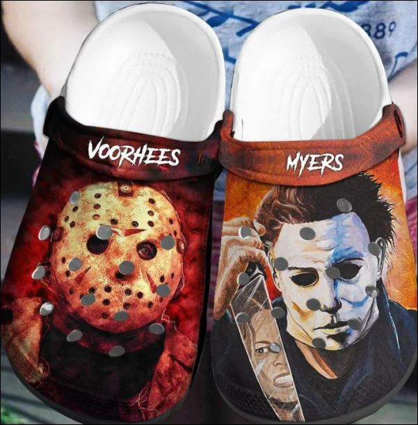 Voorhees And Myers Crocs Clog Shoes