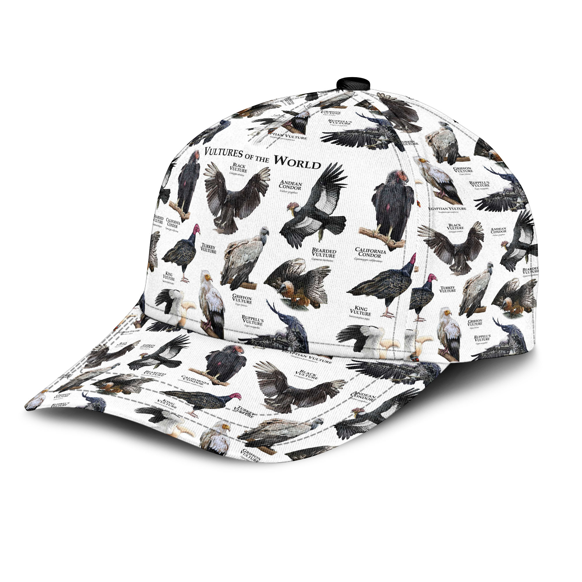 Vultures Of The World Sku 197 Classic Cap