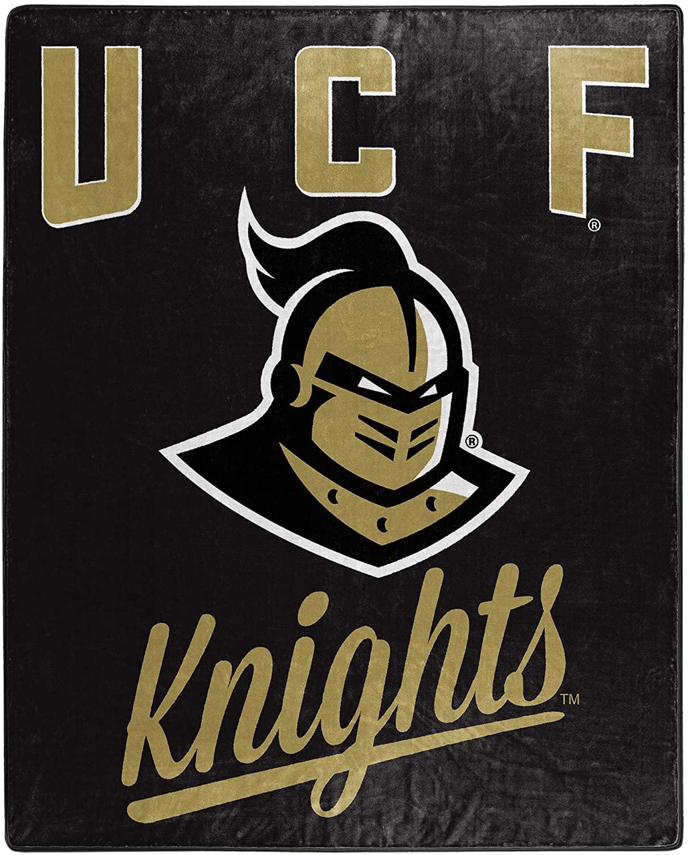Alumni Silk Touch Throw Blanket Ucf Knights Fleece Blanket