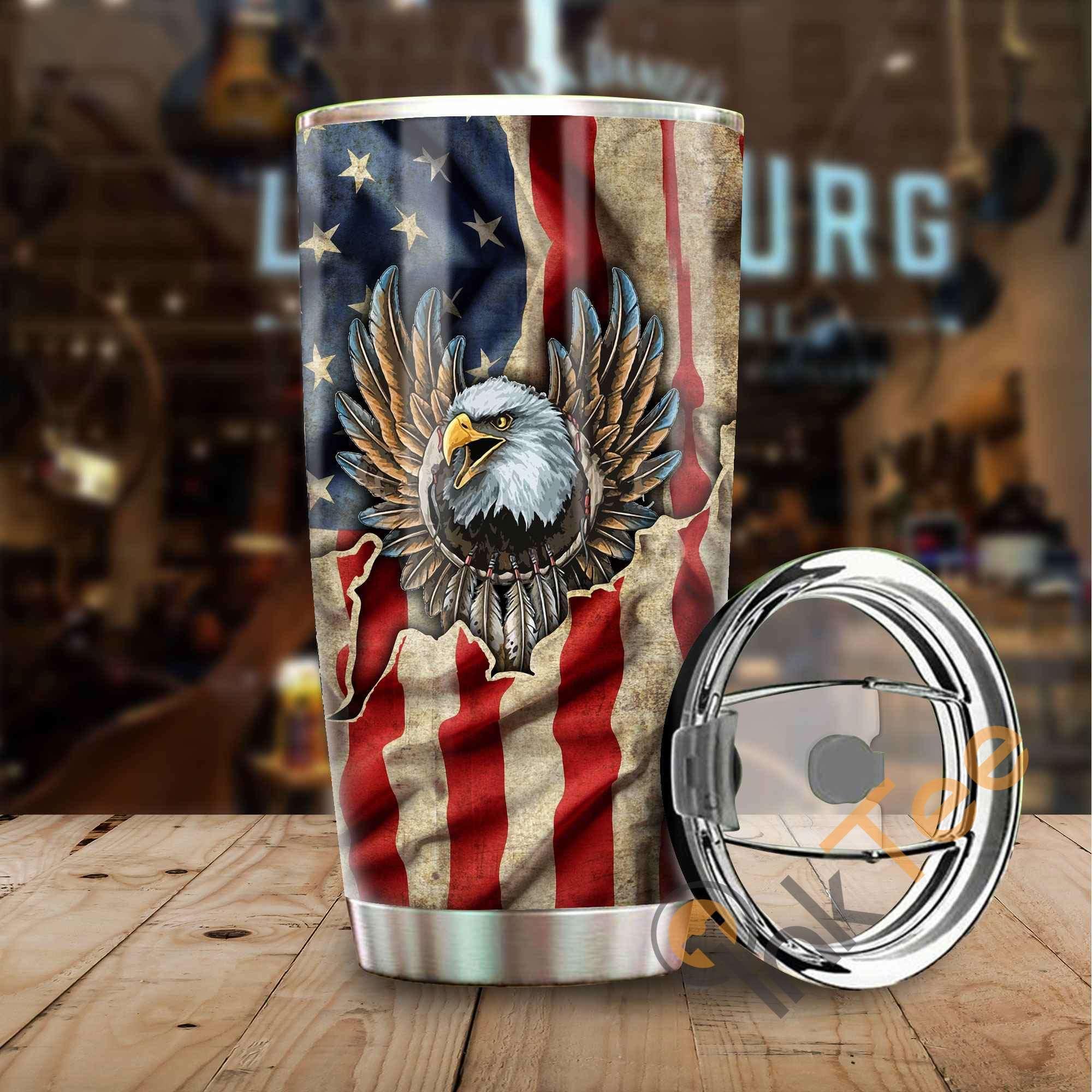 Balde Eagle Amazon Best Seller Sku 3368 Stainless Steel Tumbler