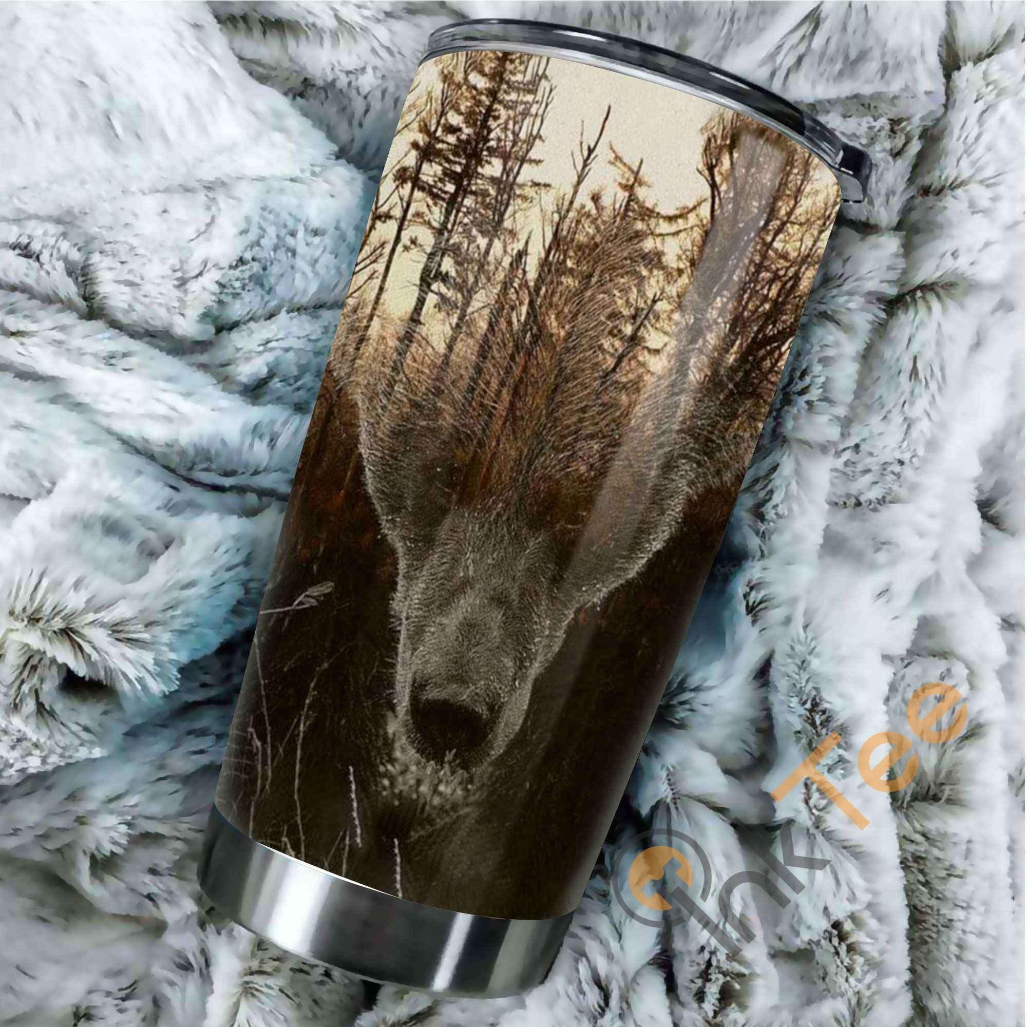 Beautiful Bear Amazon Best Seller Sku 3631 Stainless Steel Tumbler