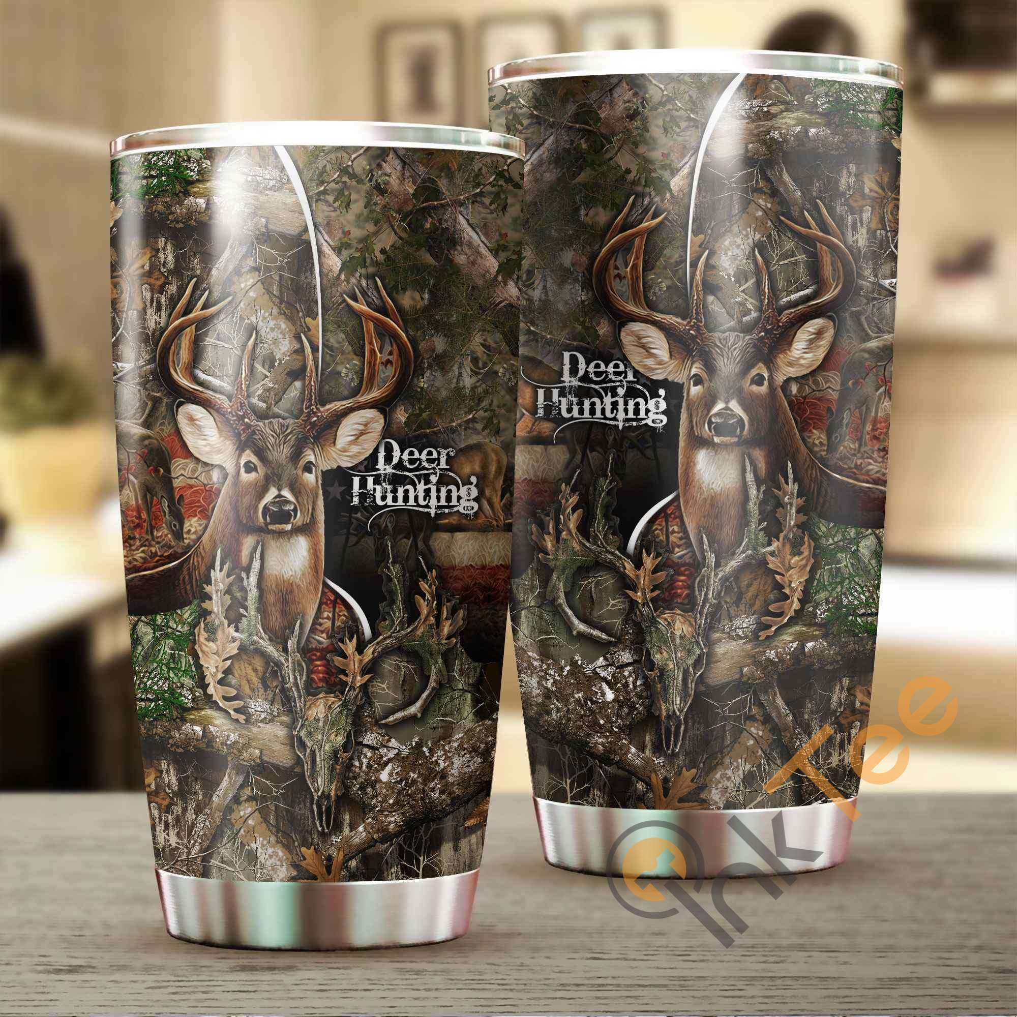 Beautiful Deer Amazon Best Seller Sku 3300 Stainless Steel Tumbler