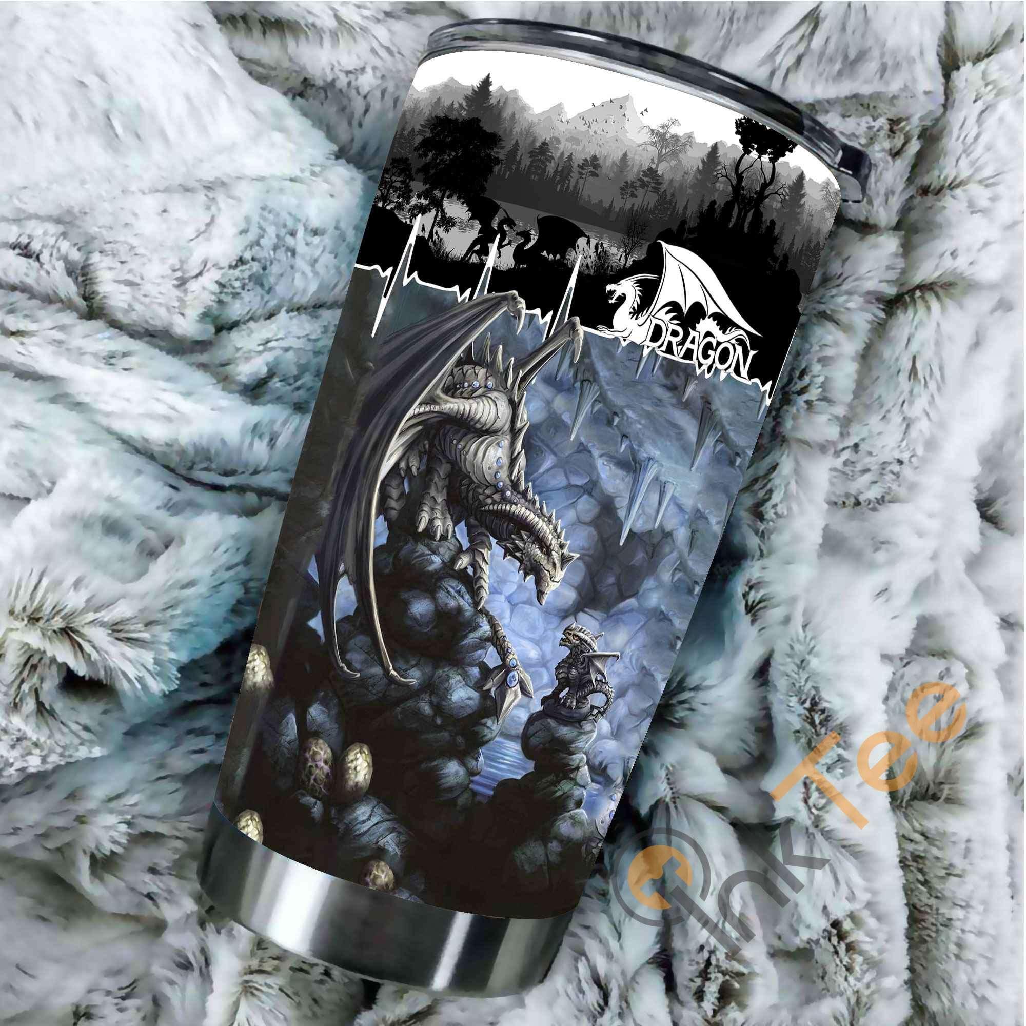 Beautiful Dragon Amazon Best Seller Sku 2566 Stainless Steel Tumbler