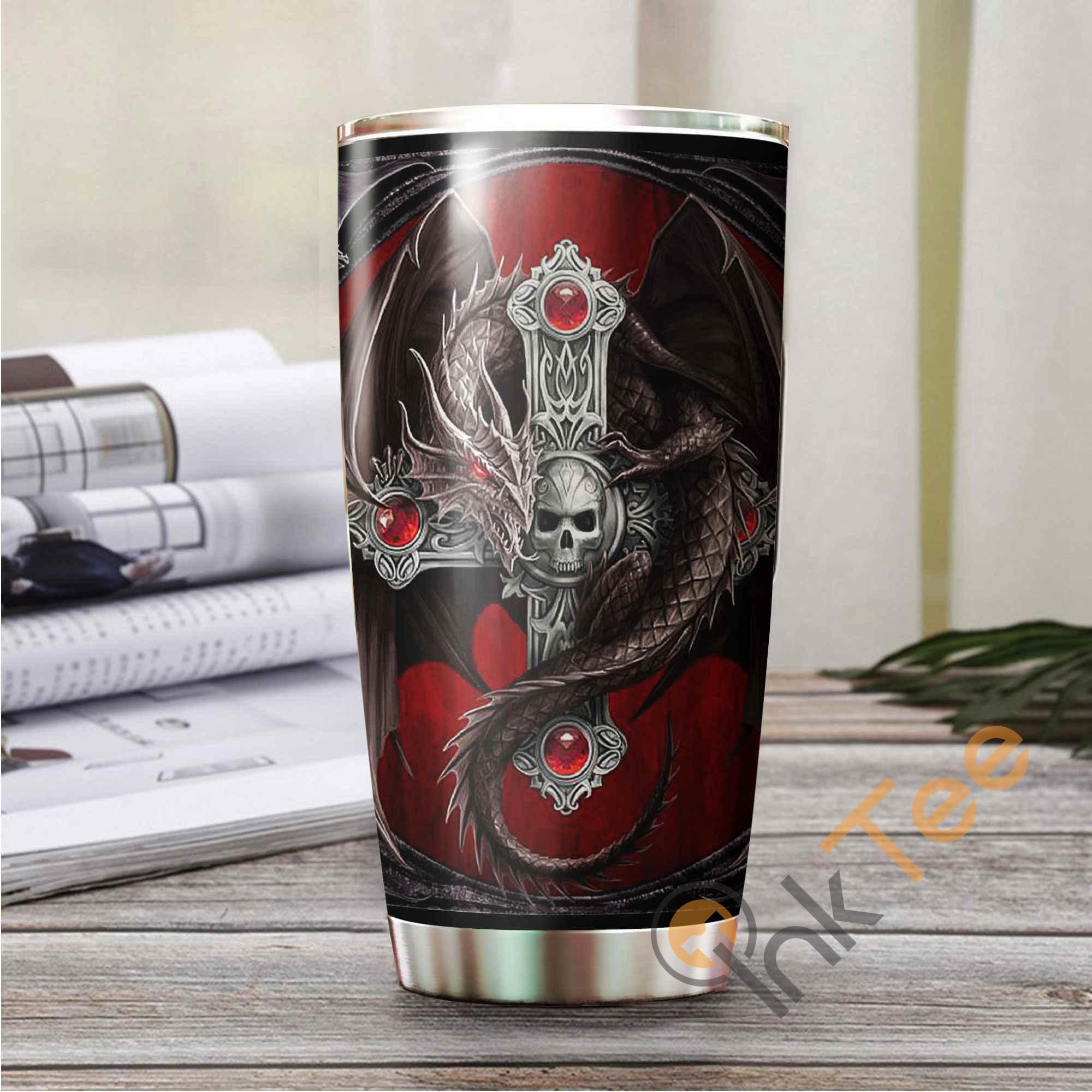 Beautiful Dragon Amazon Best Seller Sku 2604 Stainless Steel Tumbler