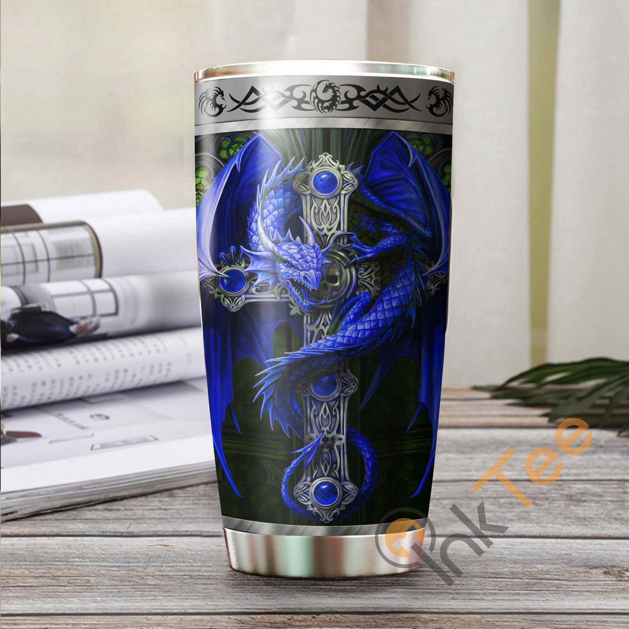 Beautiful Dragon Amazon Best Seller Sku 2625 Stainless Steel Tumbler