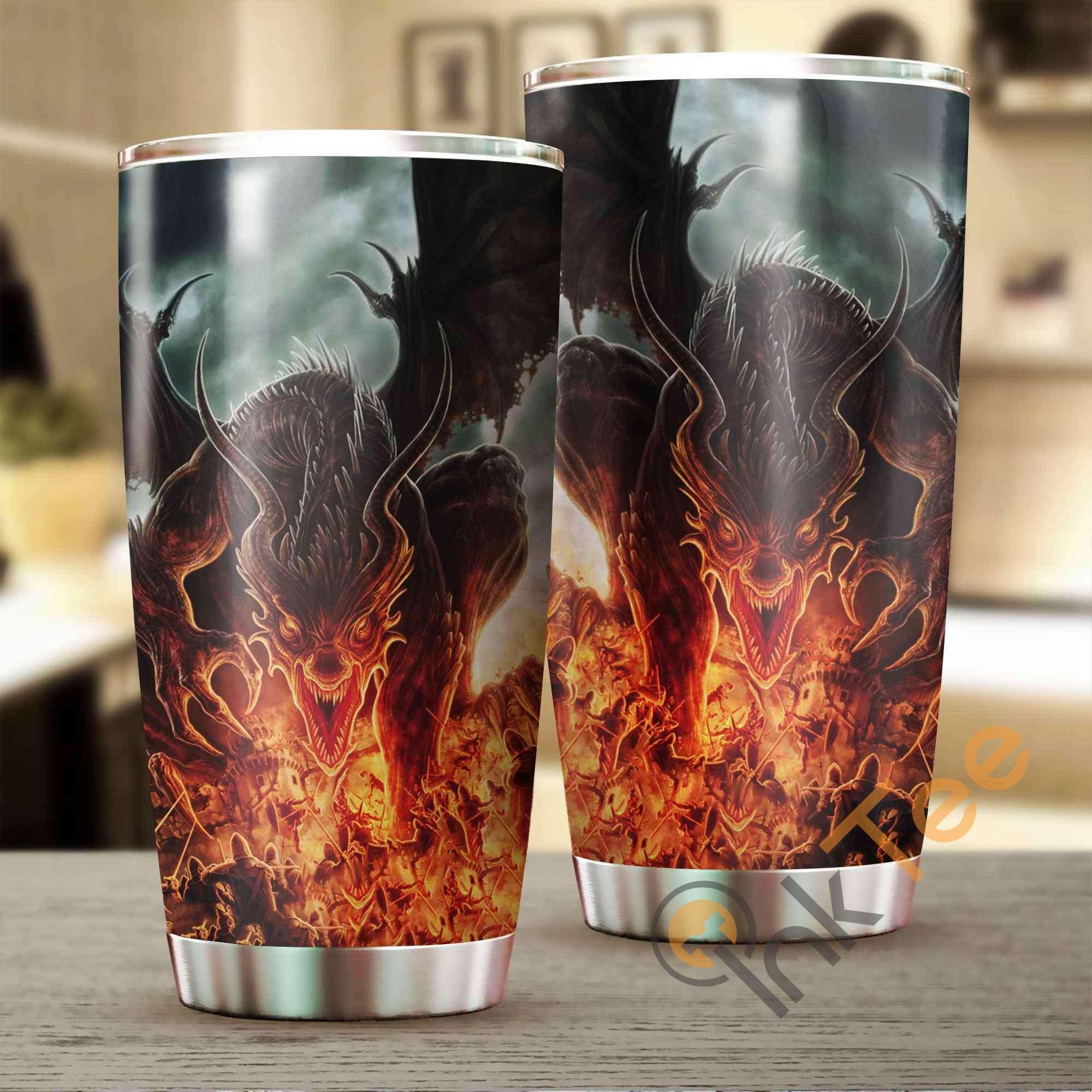 Beautiful Dragon Amazon Best Seller Sku 2693 Stainless Steel Tumbler