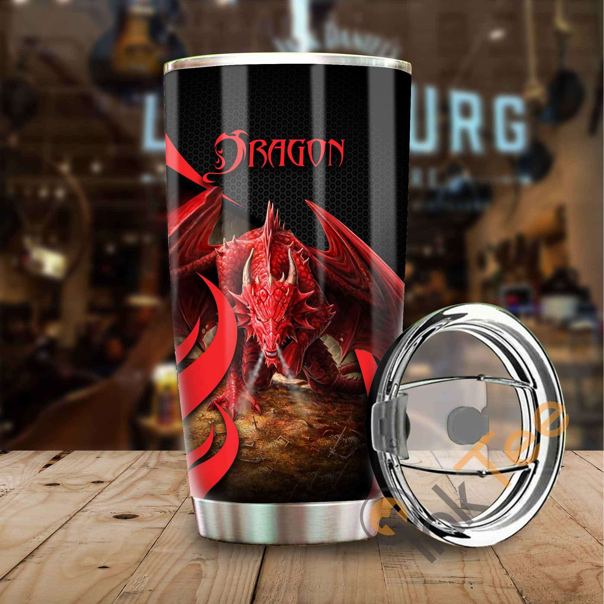 Beautiful Dragon Amazon Best Seller Sku 2713 Stainless Steel Tumbler