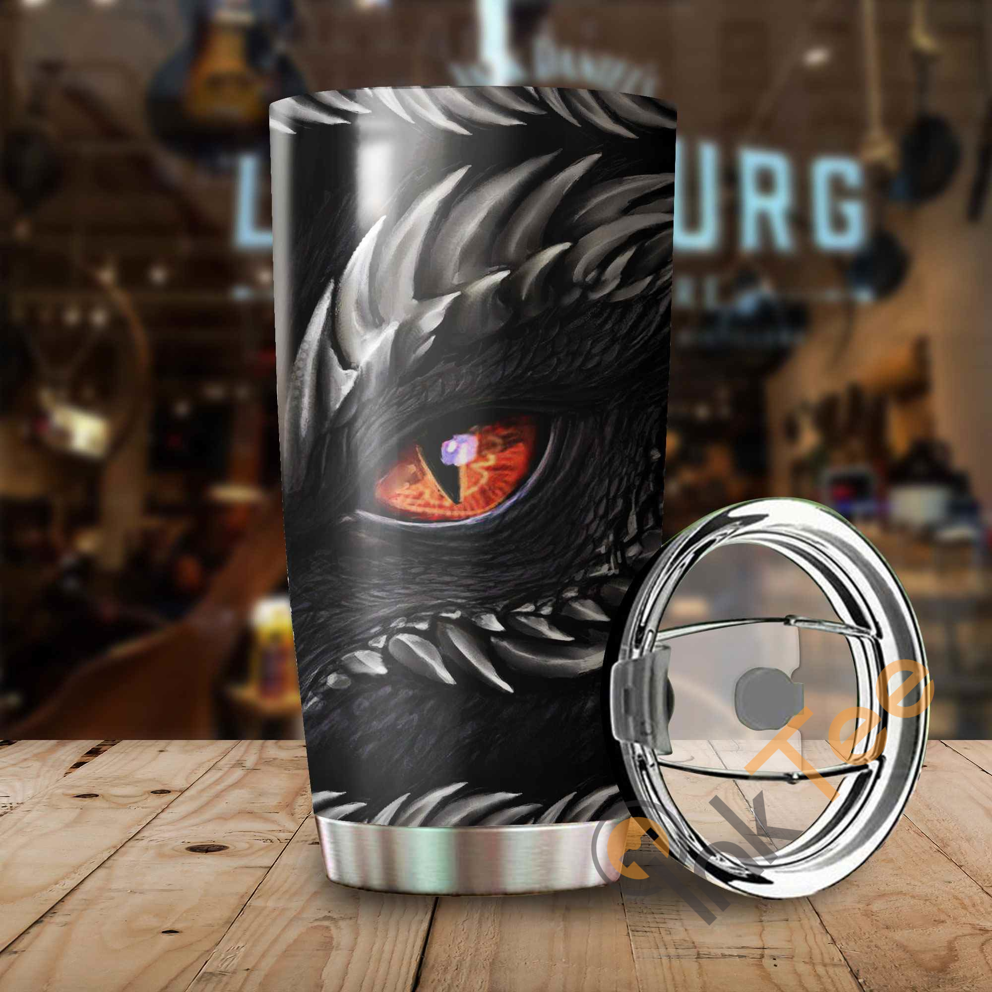Beautiful Dragon Amazon Best Seller Sku 2745 Stainless Steel Tumbler