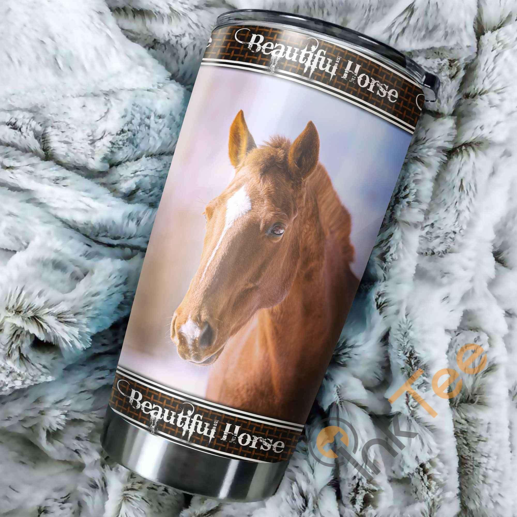 Beautiful Horse Amazon Best Seller Sku 3354 Stainless Steel Tumbler