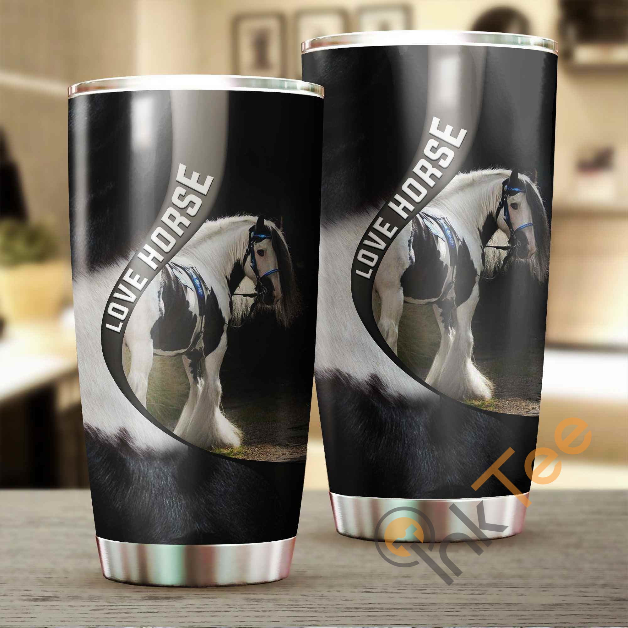 Beautiful Horse Amazon Best Seller Sku 3470 Stainless Steel Tumbler