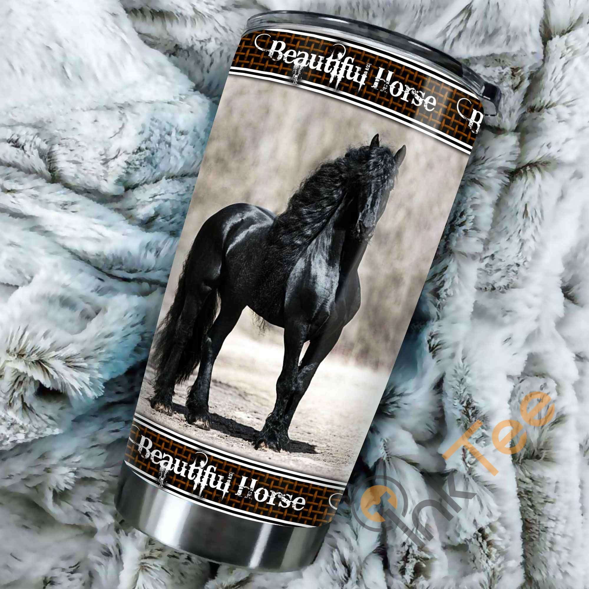 Beautiful Horse Amazon Best Seller Sku 3509 Stainless Steel Tumbler