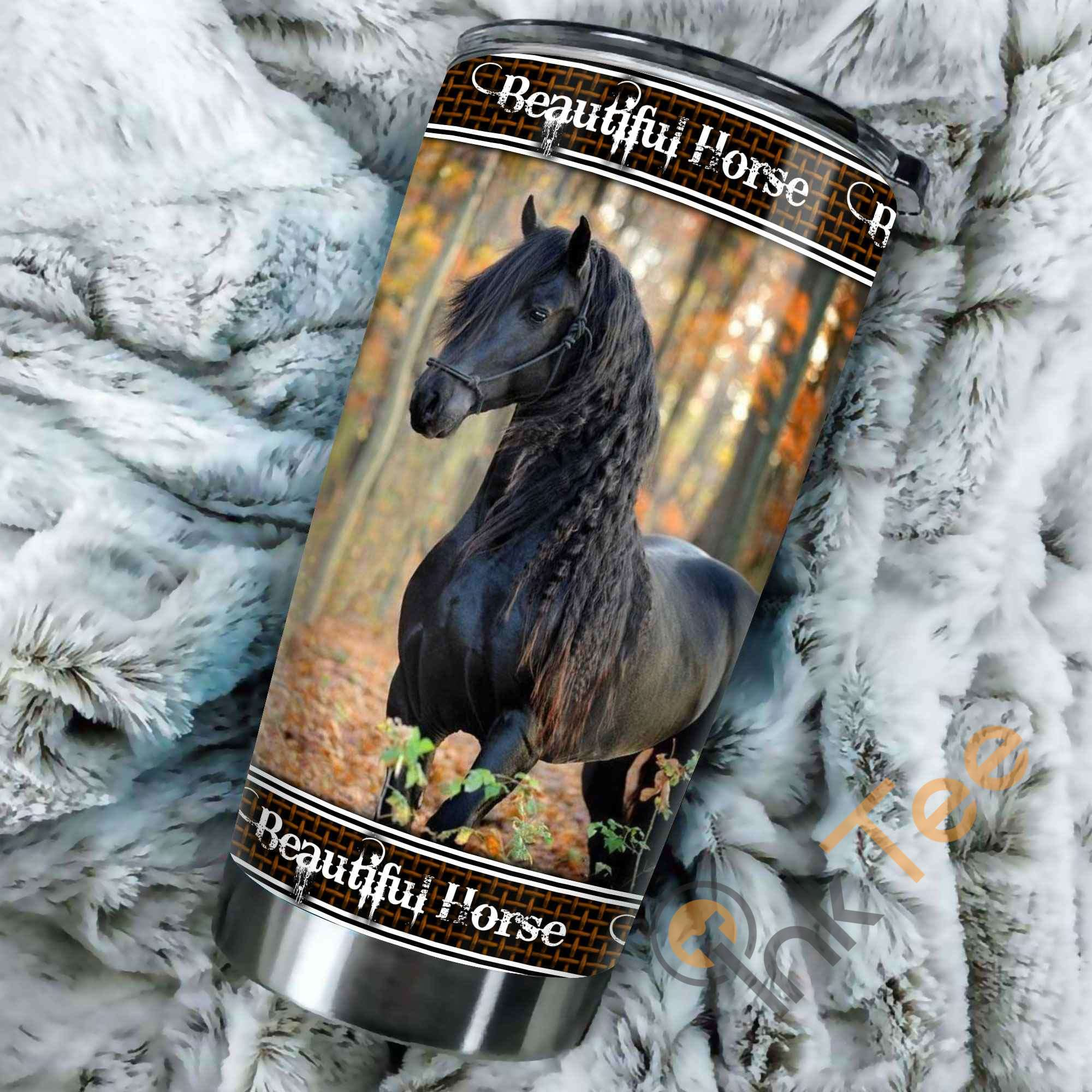 Beautiful Horse Amazon Best Seller Sku 3514 Stainless Steel Tumbler
