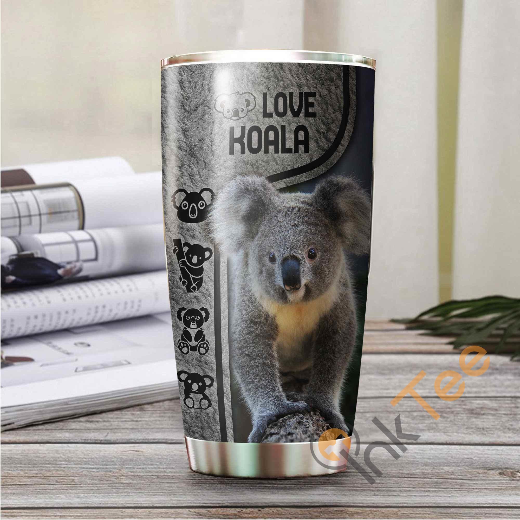 Beautiful Koala Amazon Best Seller Sku 3084 Stainless Steel Tumbler