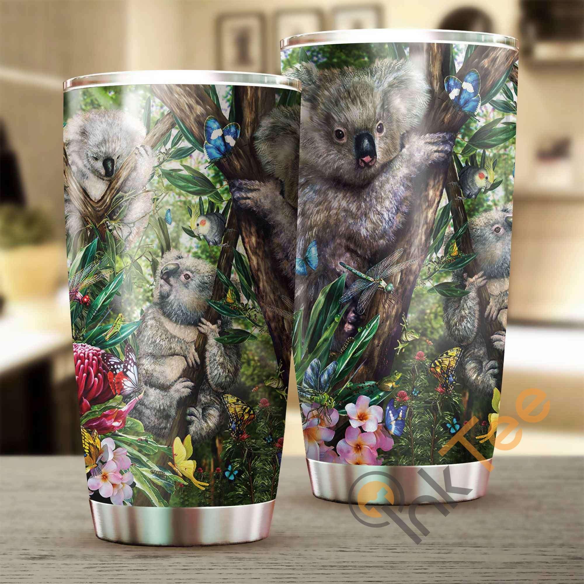 Beautiful Koala Amazon Best Seller Sku 3102 Stainless Steel Tumbler