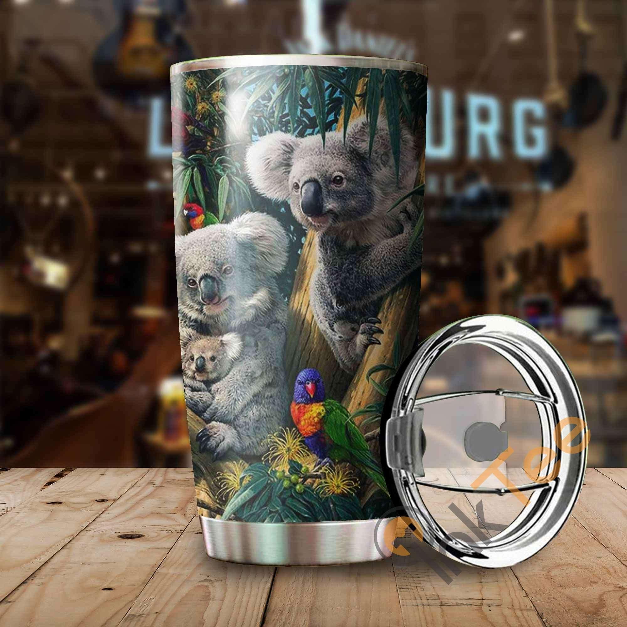 Beautiful Koala Amazon Best Seller Sku 3327 Stainless Steel Tumbler