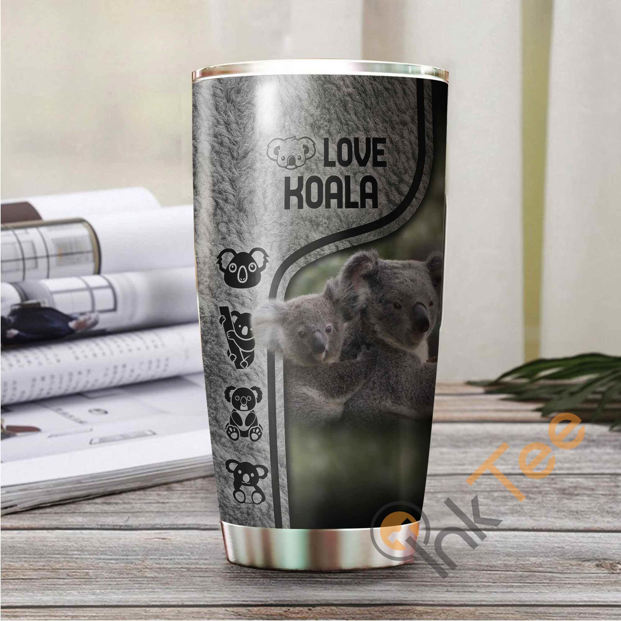 Beautiful Koala Amazon Best Seller Sku 3341 Stainless Steel Tumbler