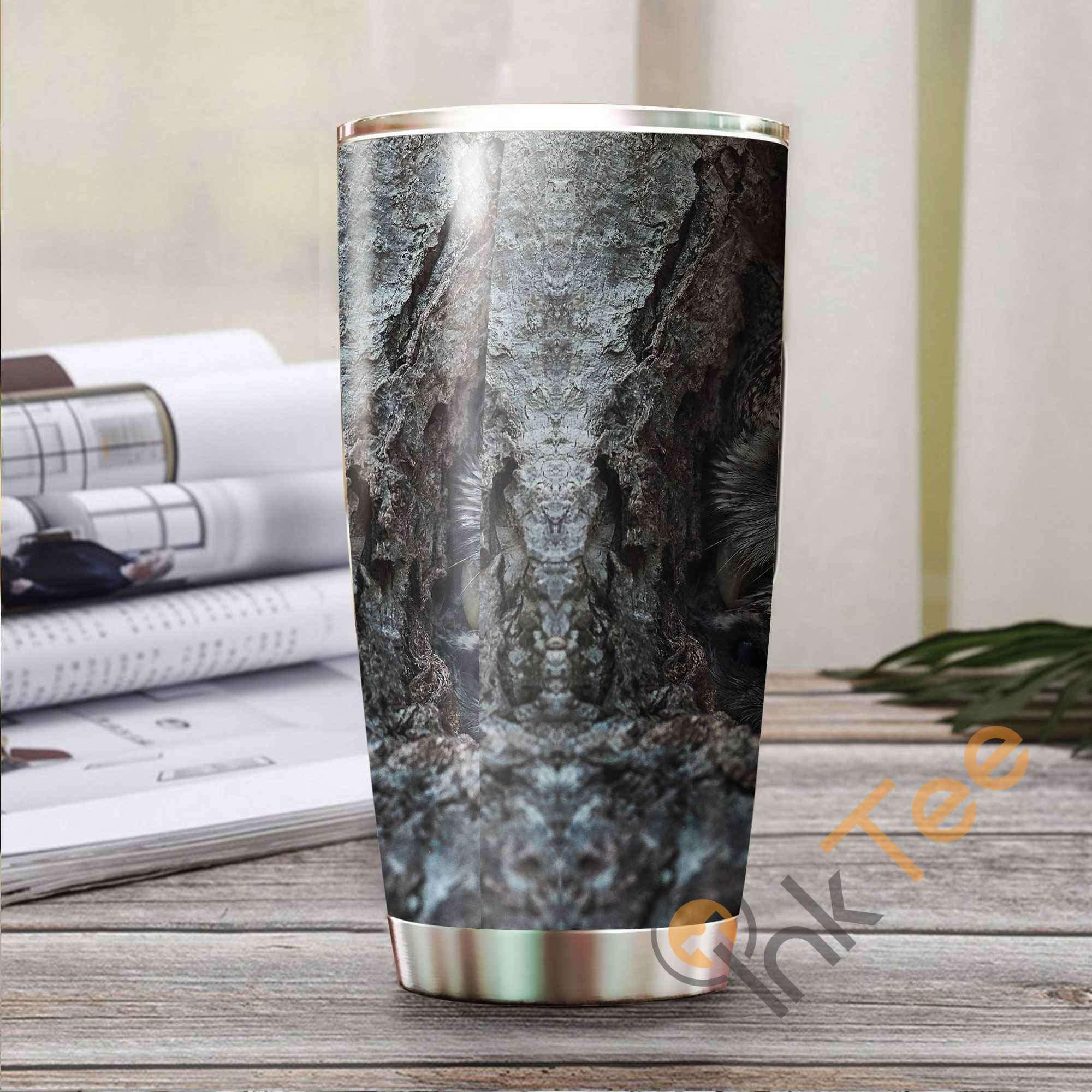 Beautiful Owl Amazon Best Seller Sku 3822 Stainless Steel Tumbler