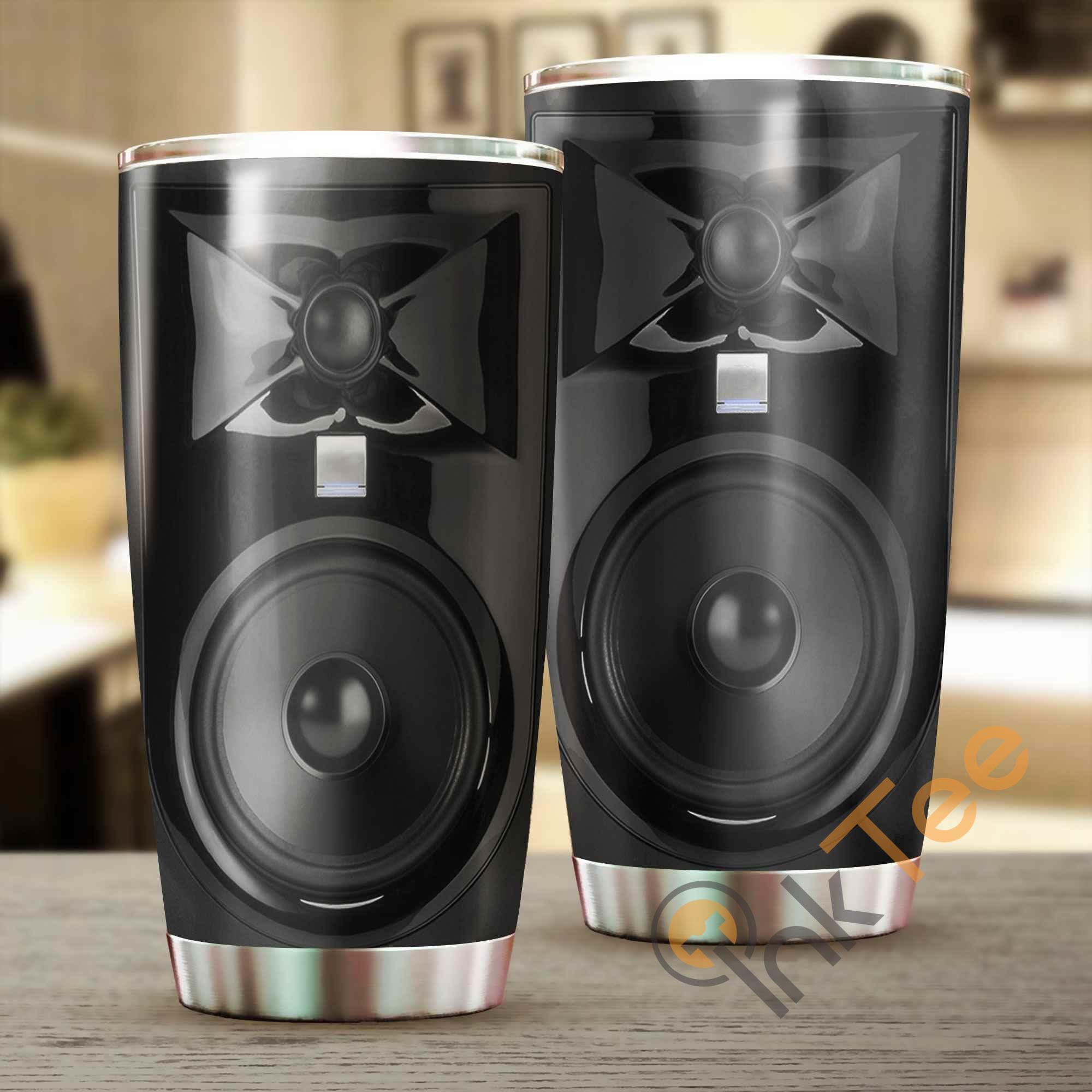 Beautiful Speaker Stainless Steel Tumbler