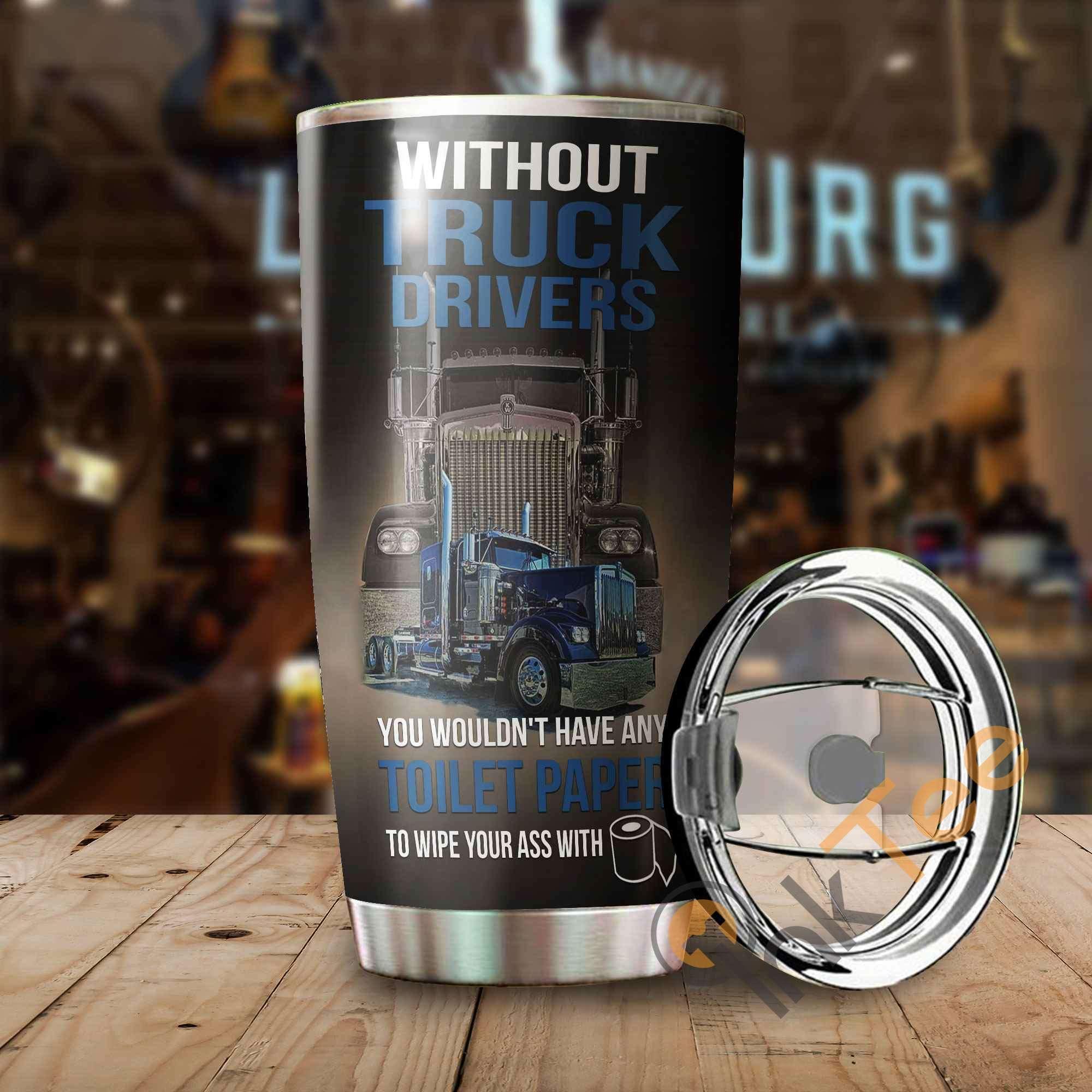 Beautiful Truck Amazon Best Seller Sku 2785 Stainless Steel Tumbler