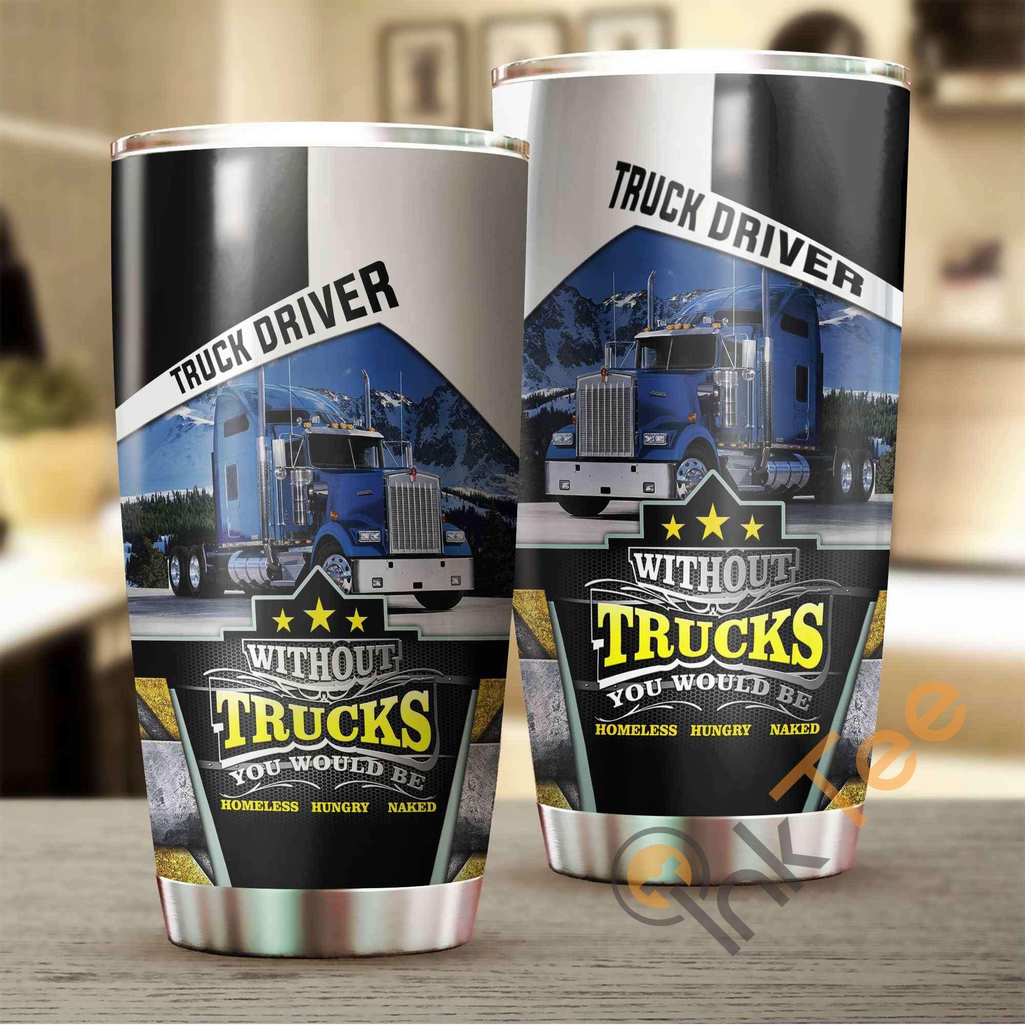 Beautiful Truck Amazon Best Seller Sku 2983 Stainless Steel Tumbler