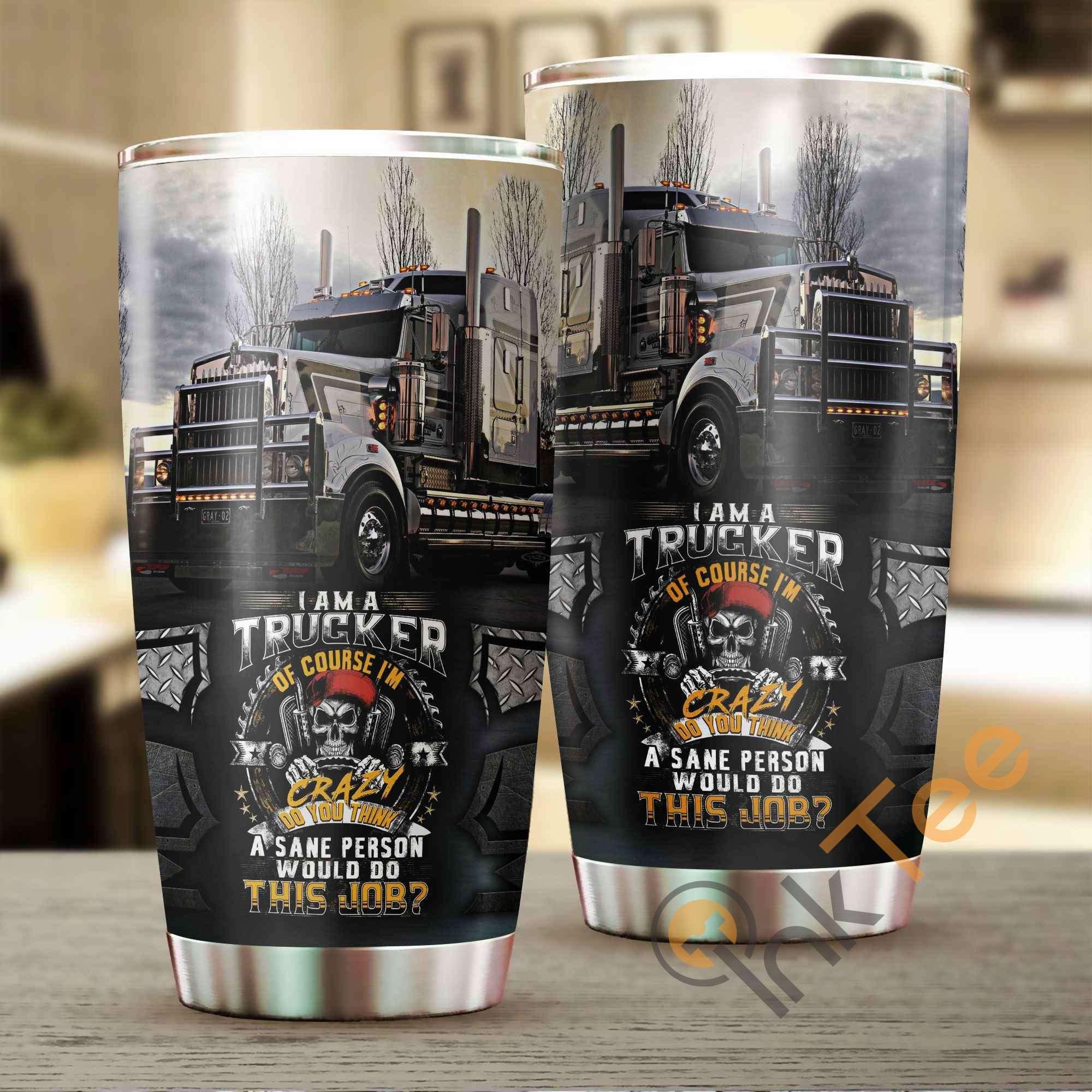 Beautiful Truck Amazon Best Seller Sku 3077 Stainless Steel Tumbler