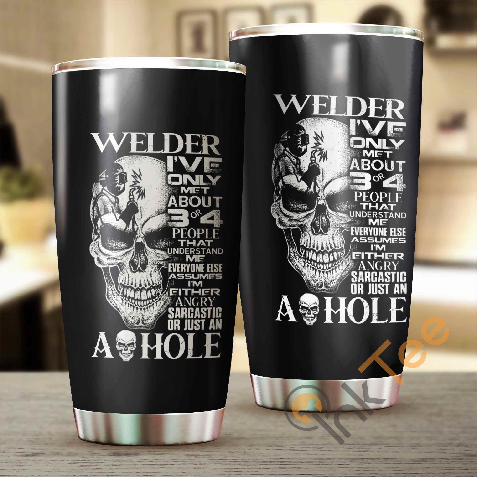 Beautiful Welder Amazon Best Seller Sku 2651 Stainless Steel Tumbler