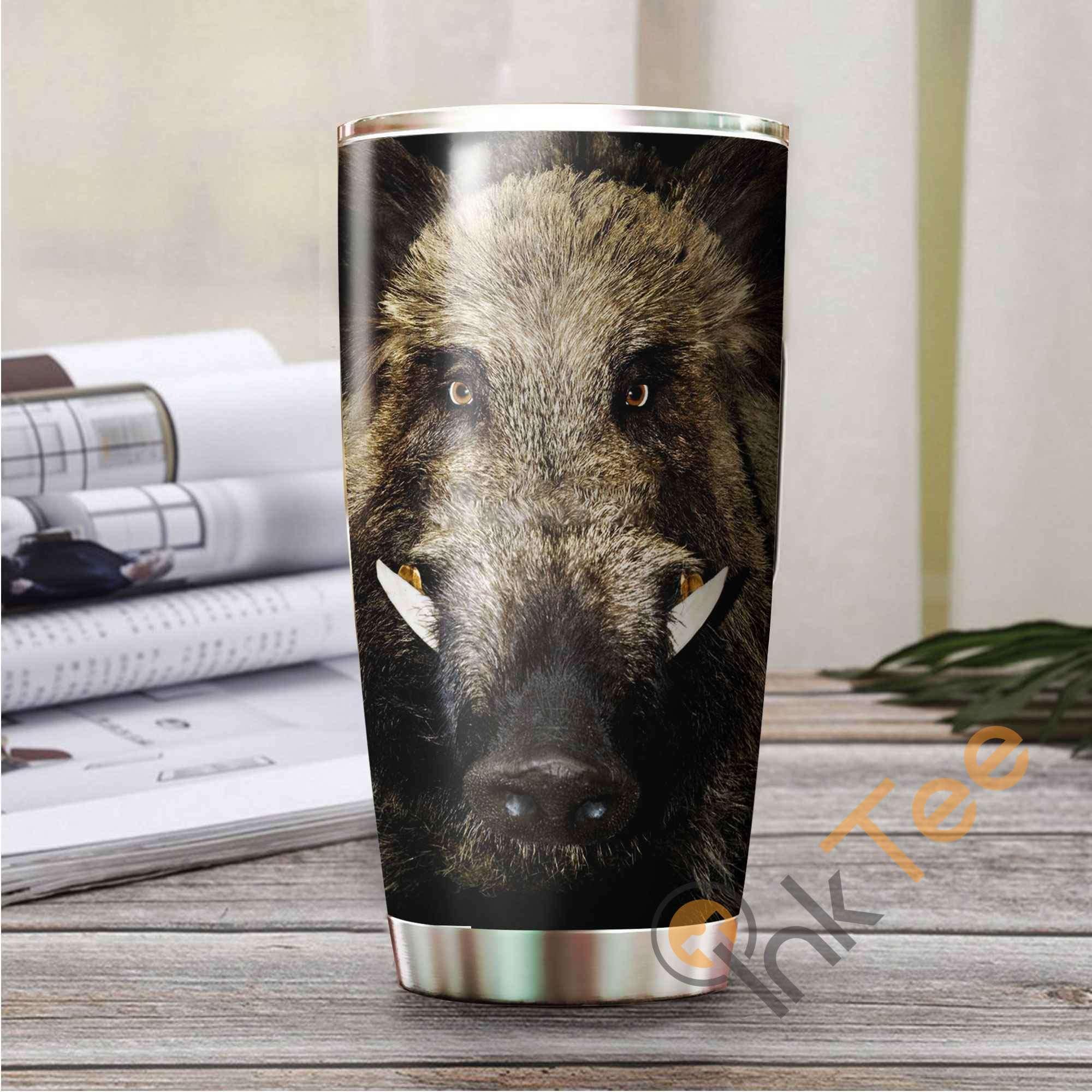 Boar Hunter Amazon Best Seller Sku 2668 Stainless Steel Tumbler