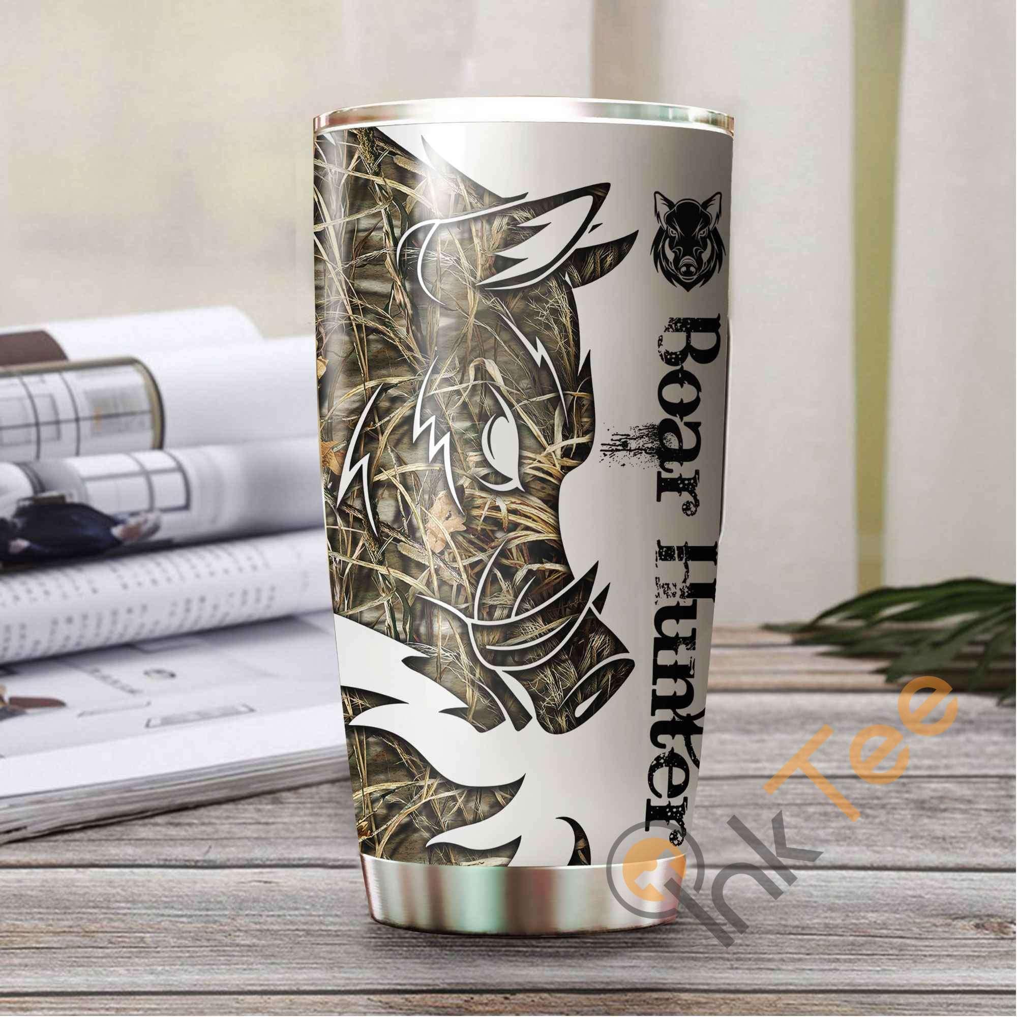 Boar Hunter Amazon Best Seller Sku 3539 Stainless Steel Tumbler