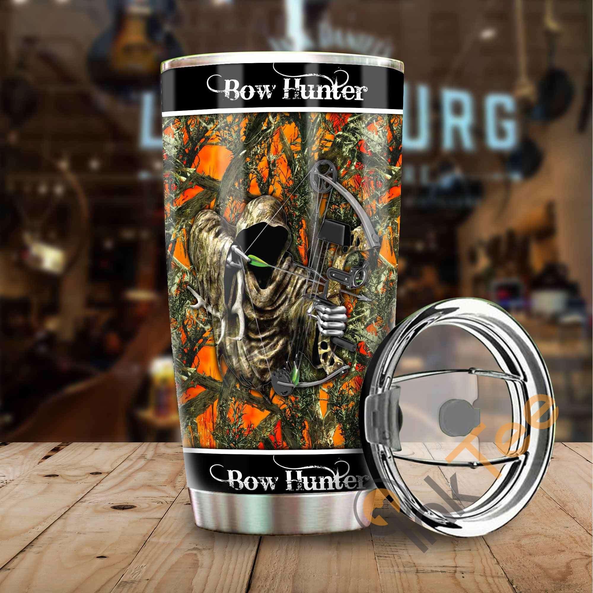 Bow Hunting Amazon Best Seller Sku 2621 Stainless Steel Tumbler