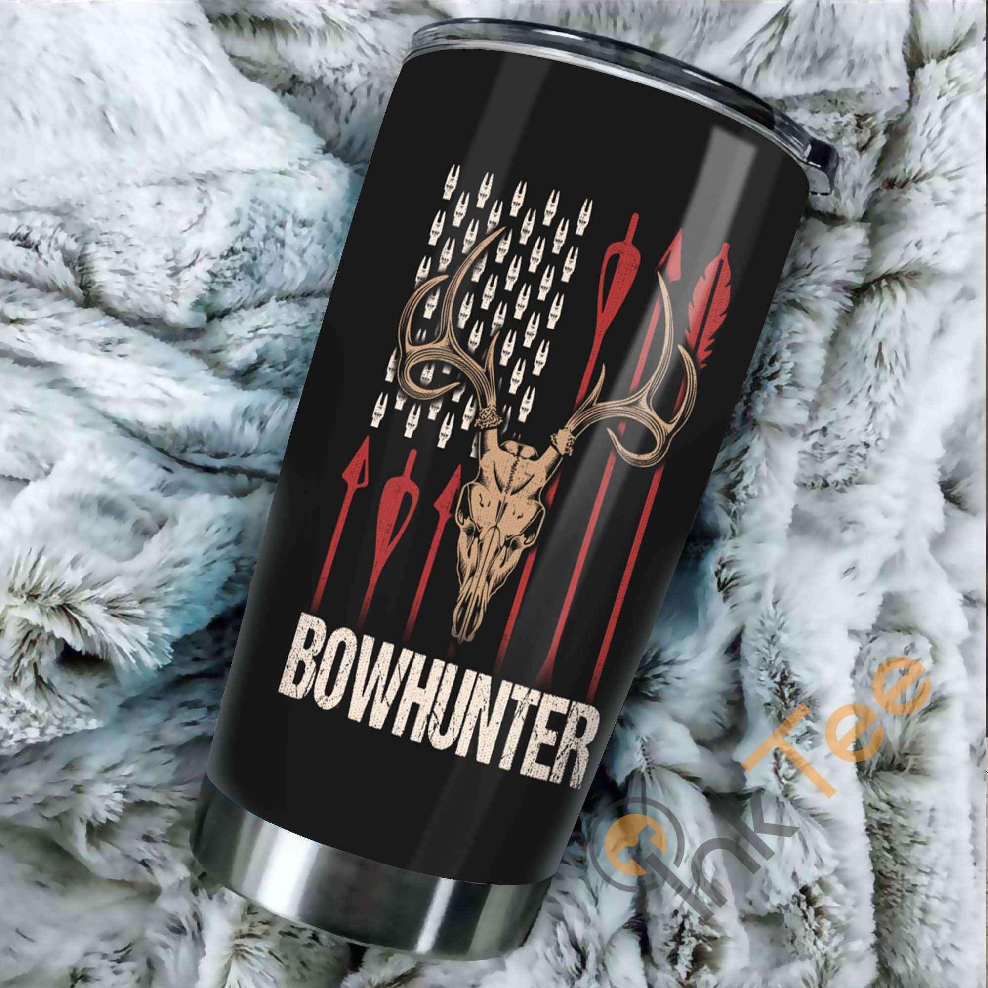 Bow Hunting Amazon Best Seller Sku 3053 Stainless Steel Tumbler