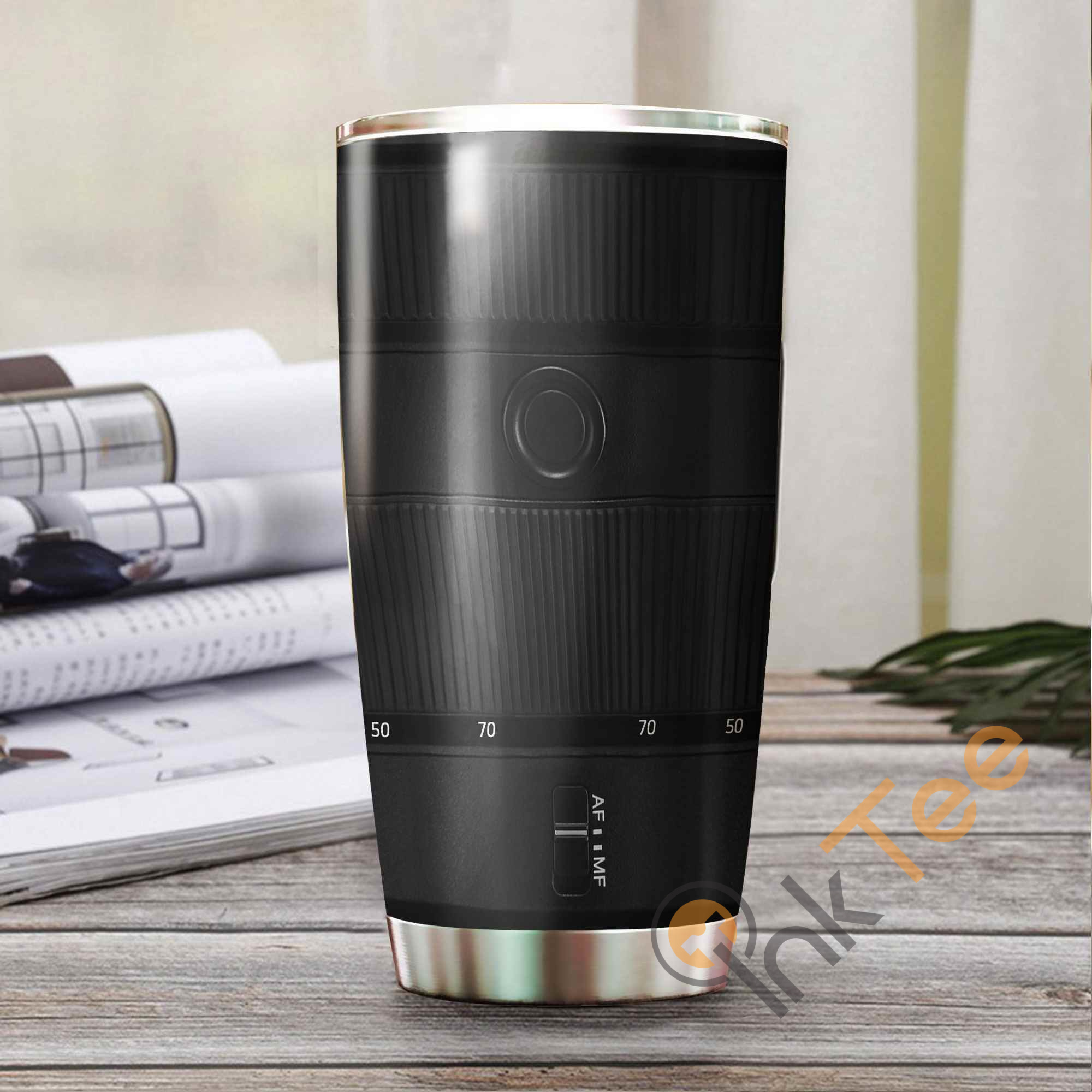 Camera Lens Top Amazon Best Seller Sku 3301 Stainless Steel Tumbler