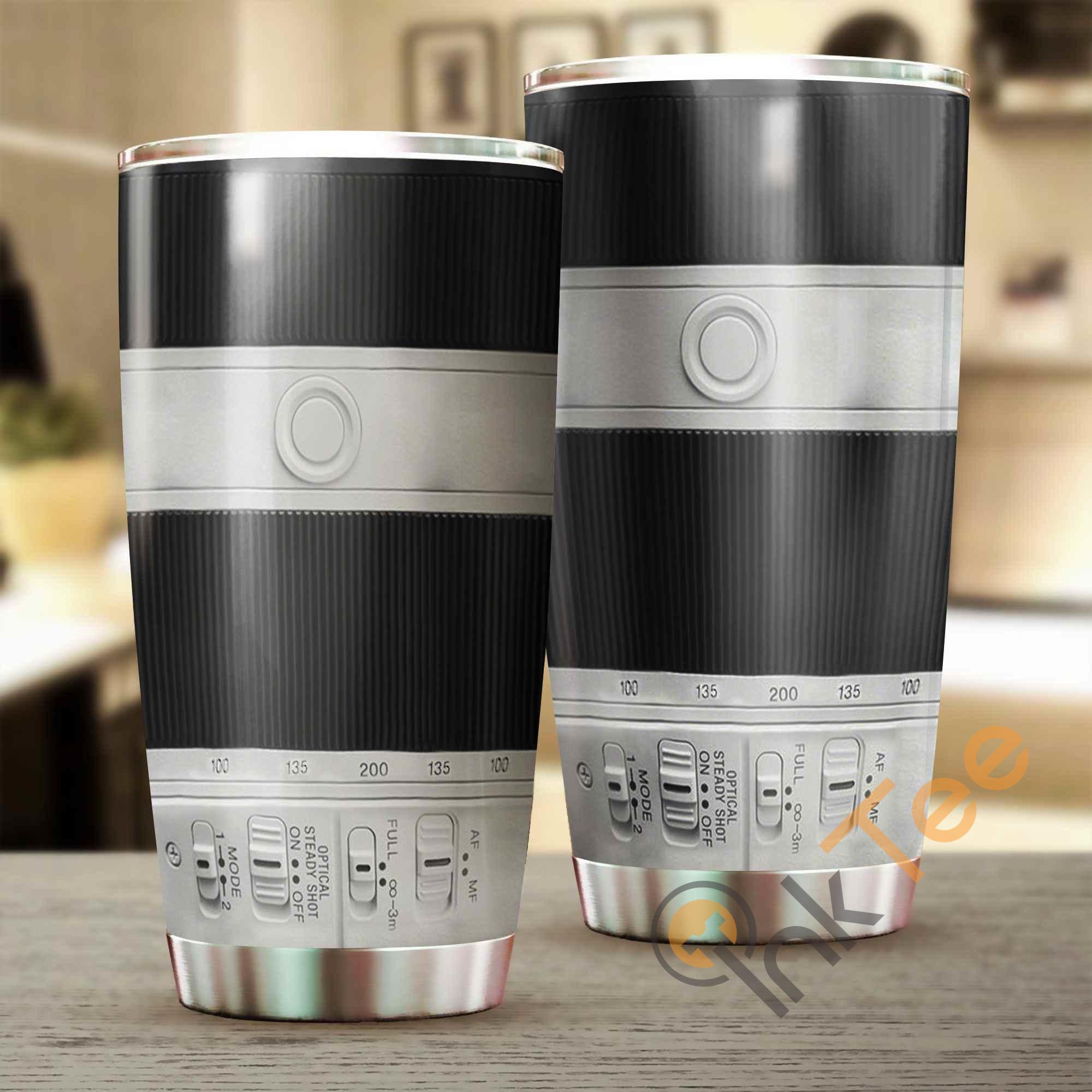 Camera Lens Top Amazon Best Seller Sku 3392 Stainless Steel Tumbler