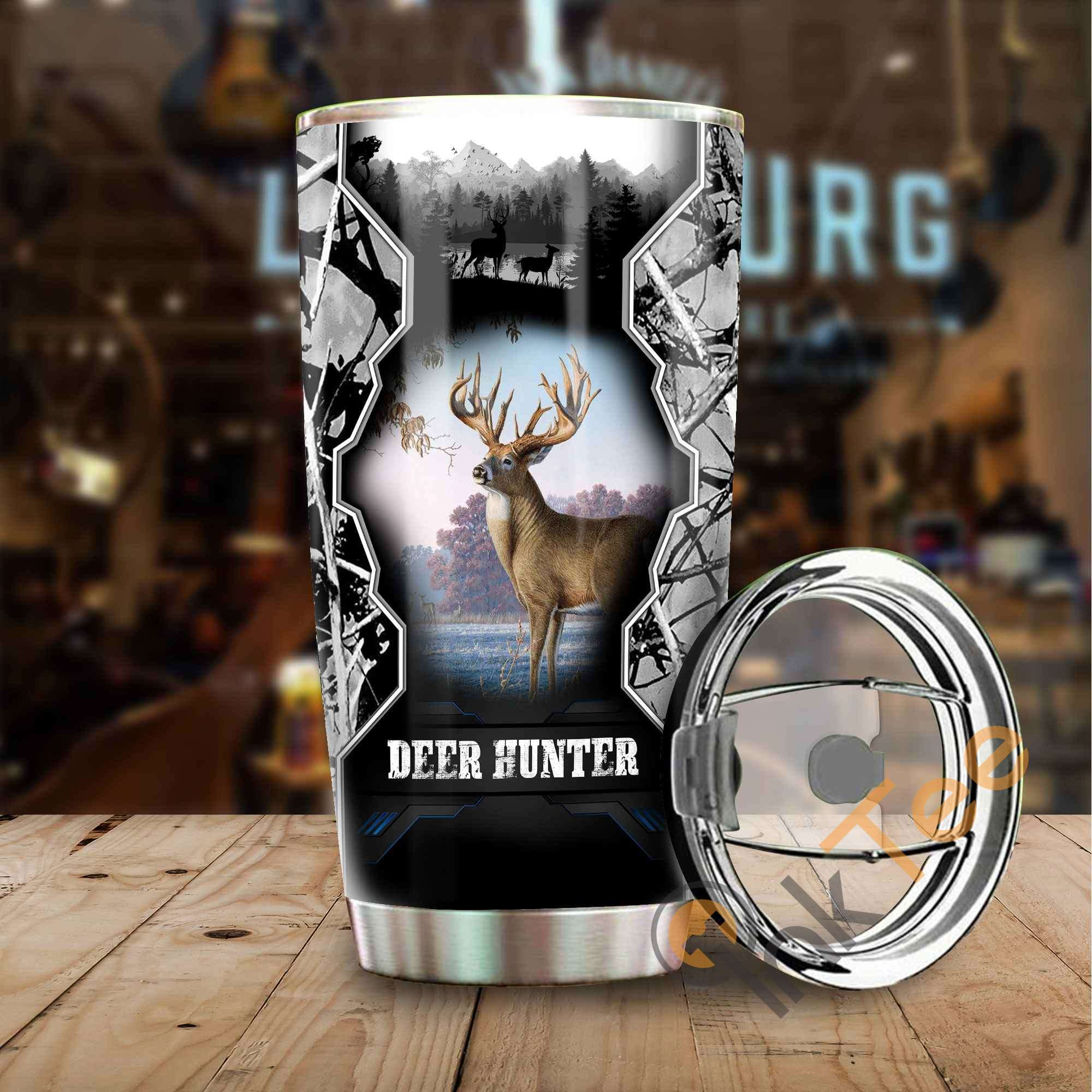 Camo Hunting Amazon Best Seller Sku 2960 Stainless Steel Tumbler