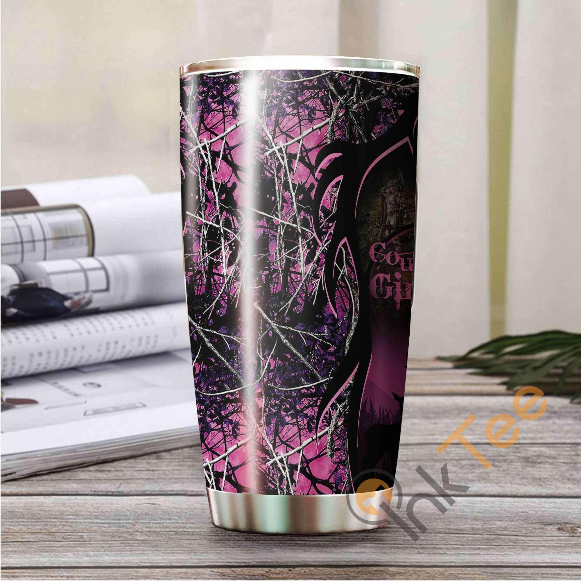 Country Girl Amazon Best Seller Sku 2720 Stainless Steel Tumbler