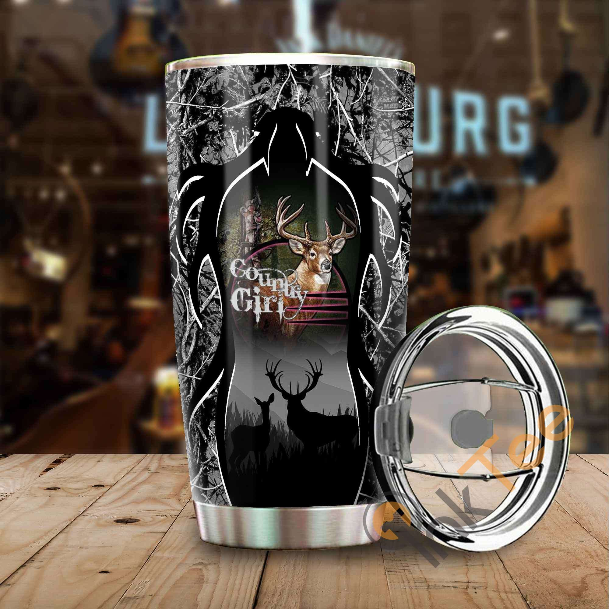 Country Girl Amazon Best Seller Sku 3074 Stainless Steel Tumbler