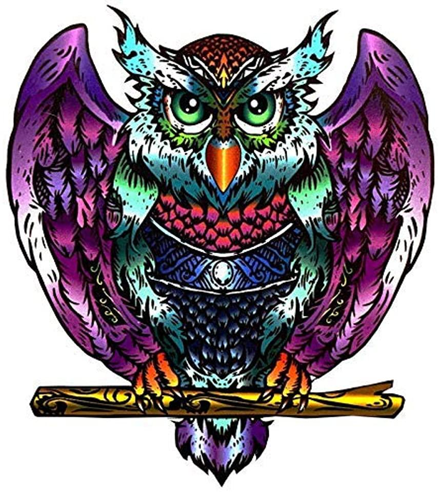 Decorative Owl Jigsaw Puzzle