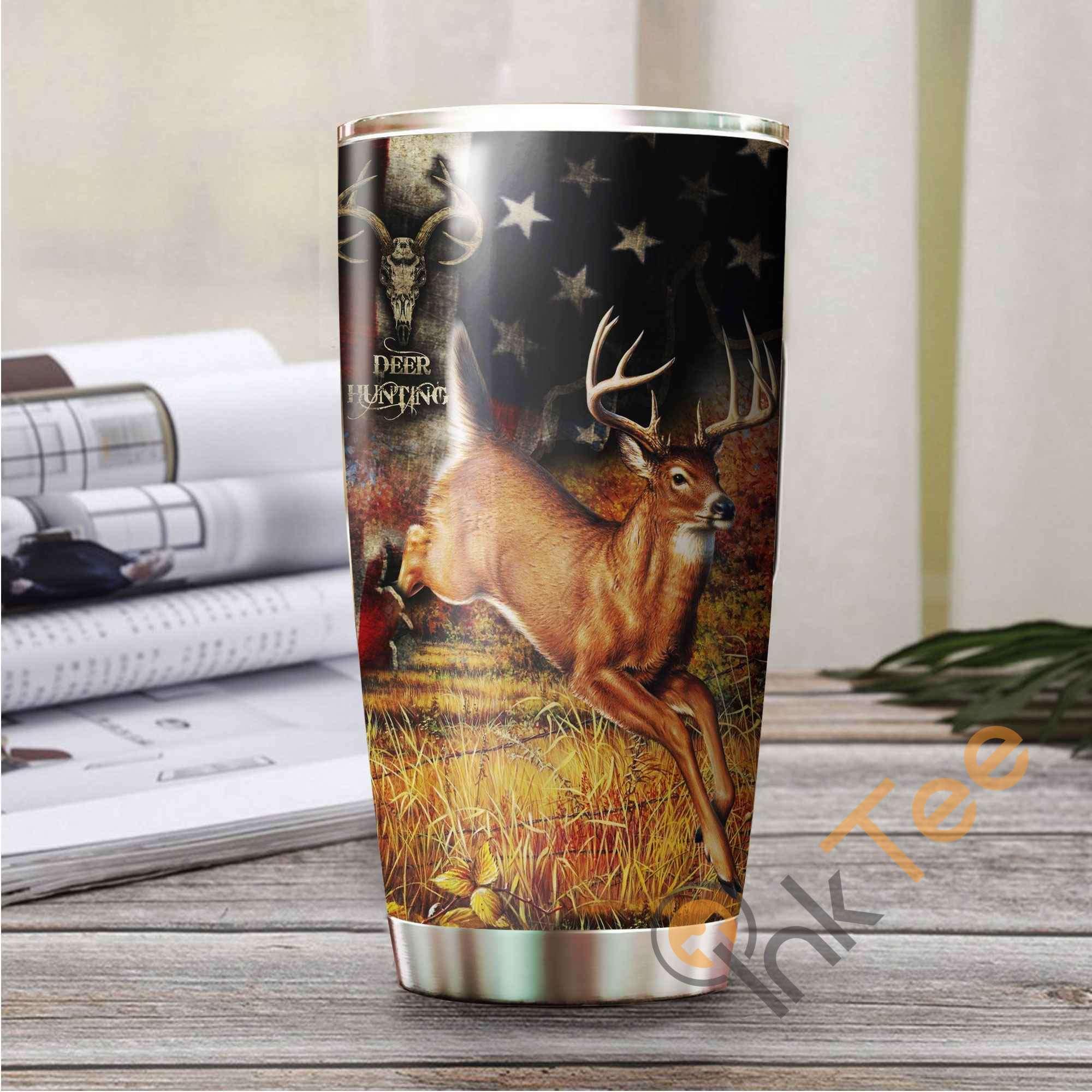 Deer Hunting Camo Amazon Best Seller Sku 2532 Stainless Steel Tumbler