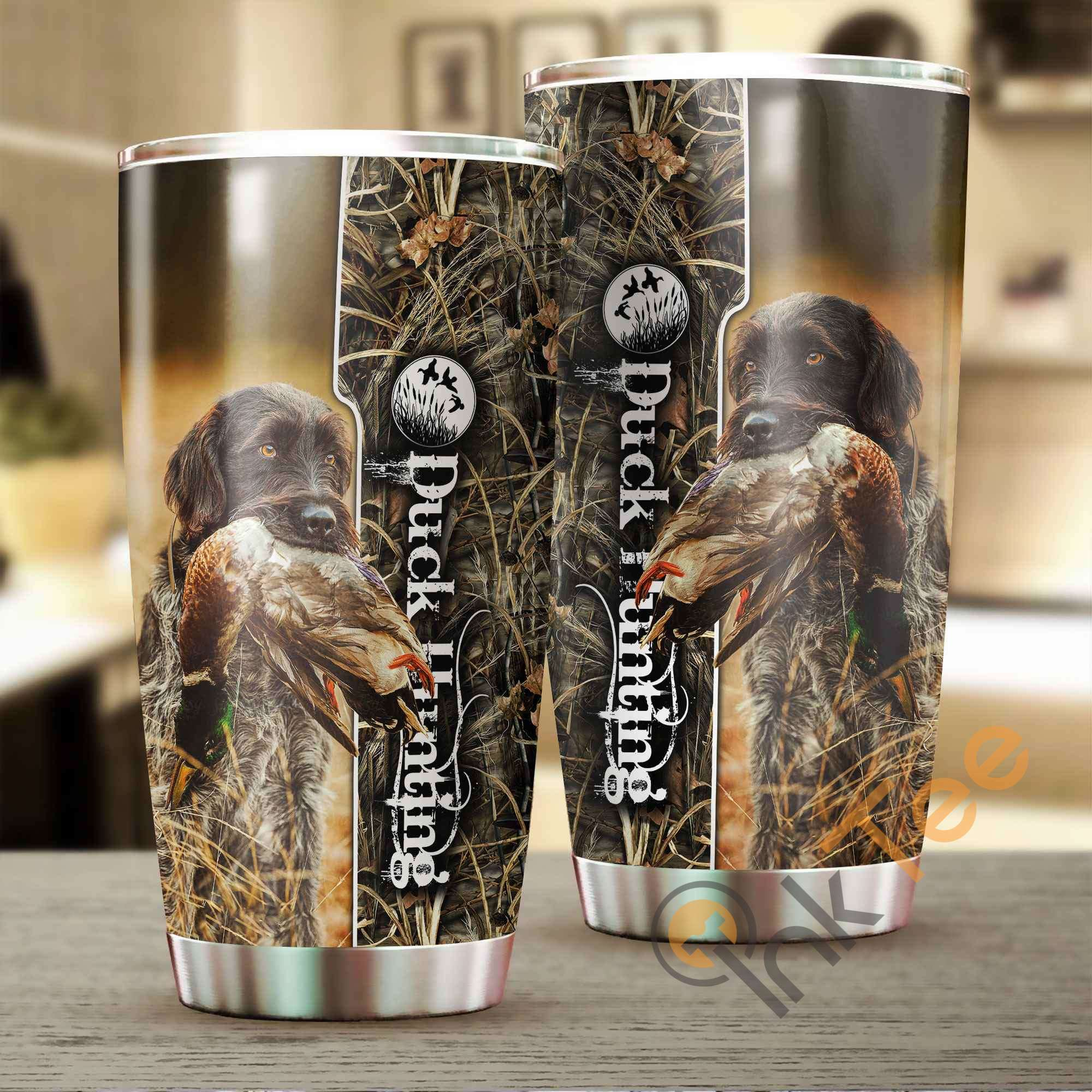 Duck Hunting Amazon Best Seller Sku 3321 Stainless Steel Tumbler