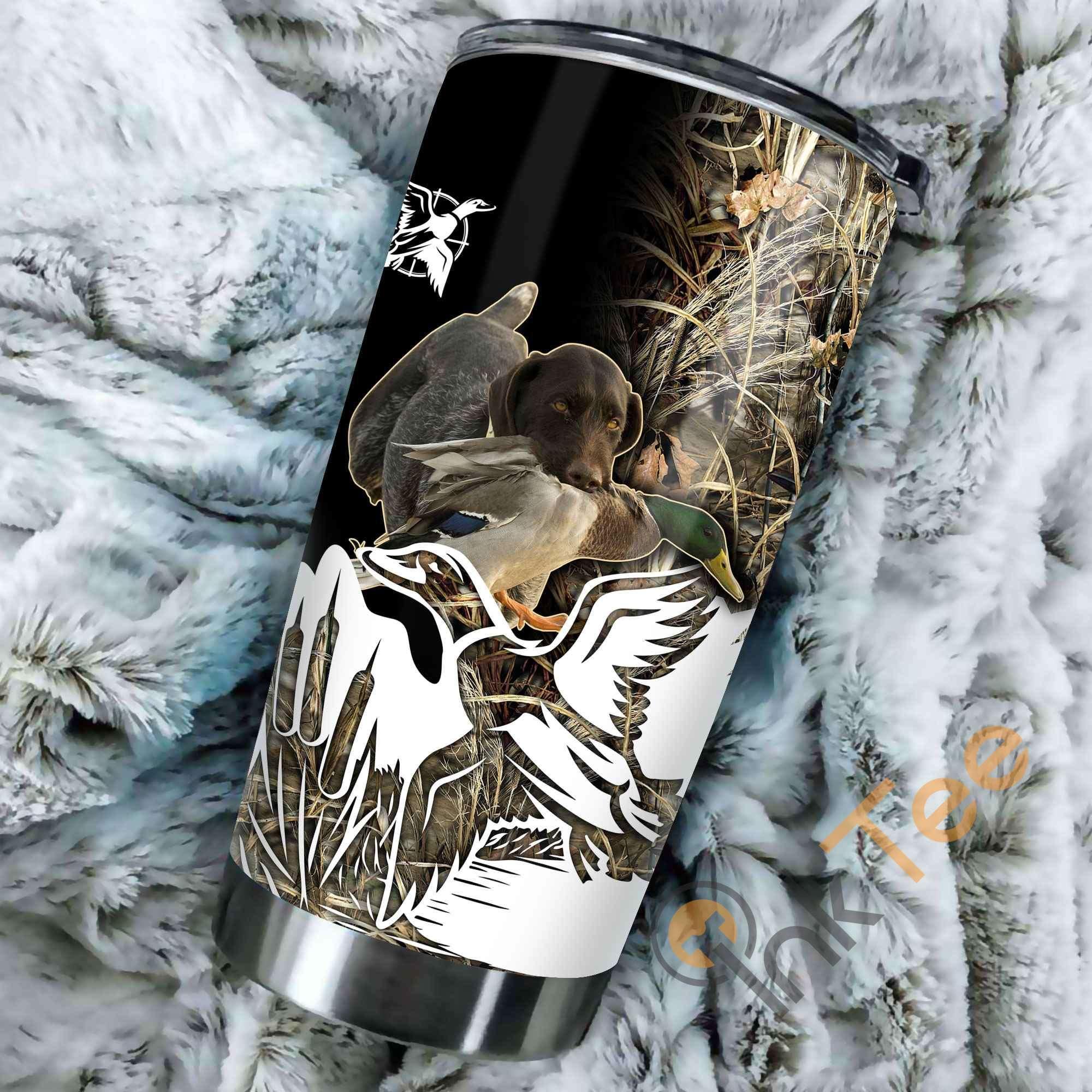 Duck Hunting Amazon Best Seller Sku 3725 Stainless Steel Tumbler