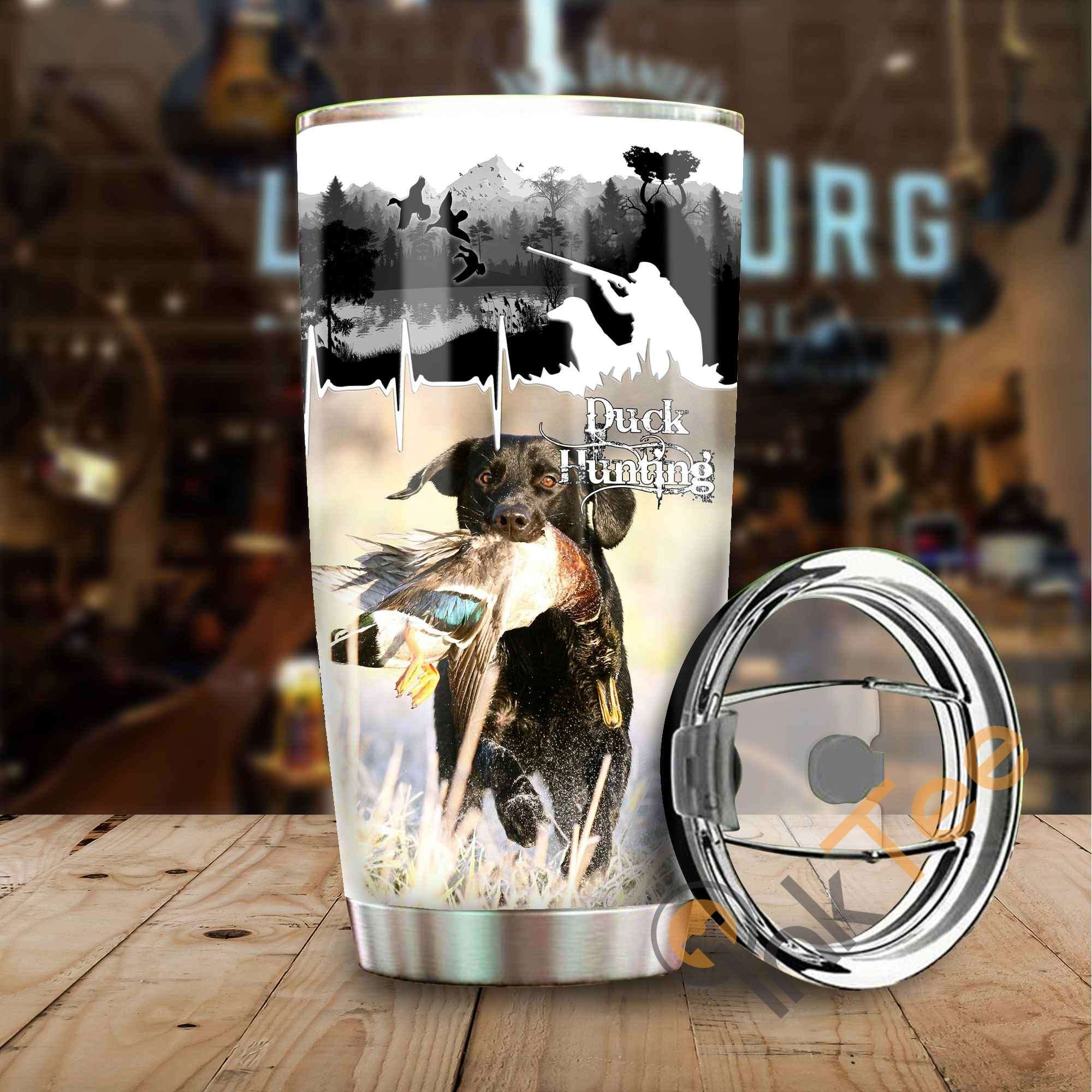 Duck Hunting Stainless Steel Tumbler