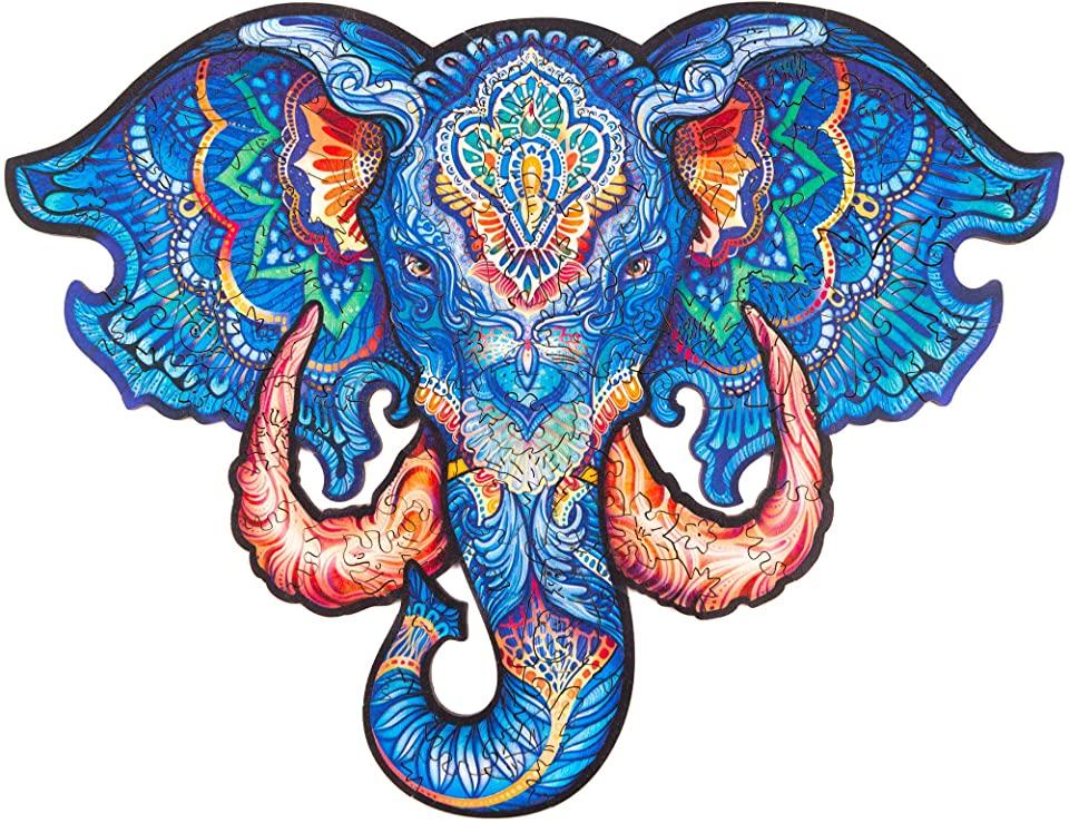 Eternal Elephant Jigsaw Puzzle