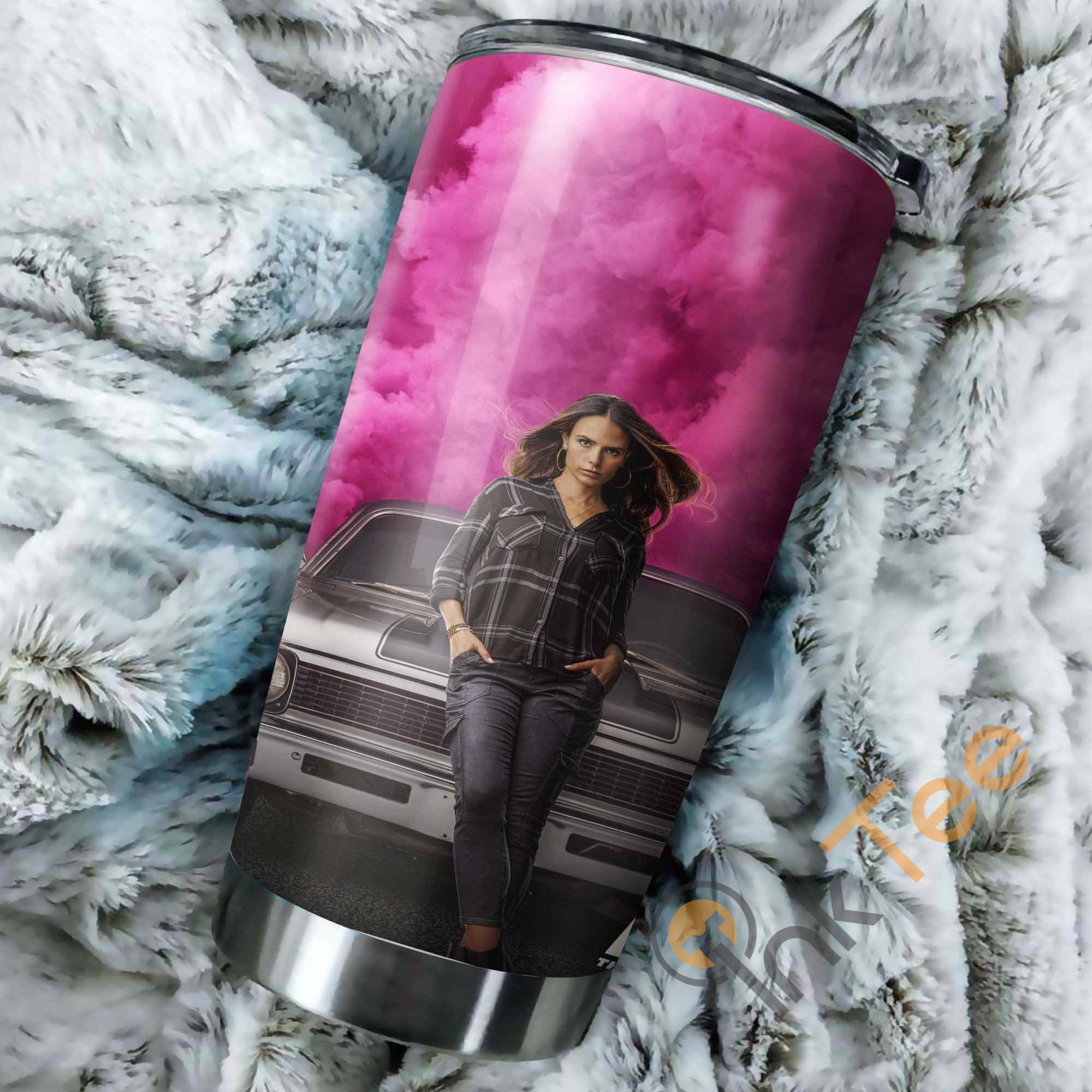 Fast Furious 9 Characters Mia Perfect Gift Stainless Steel Tumbler