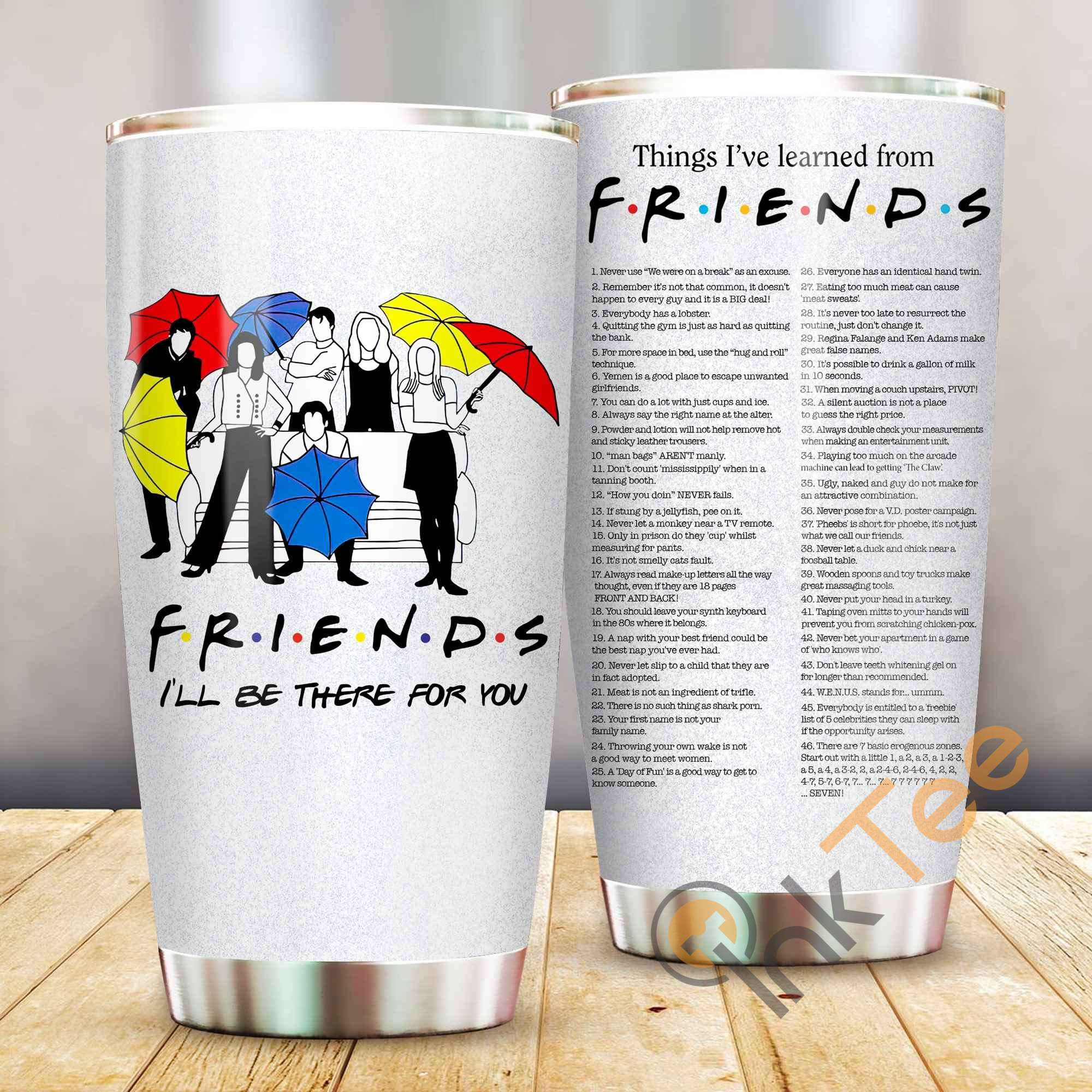 Friends Amazon Best Seller Sku 4062 Stainless Steel Tumbler